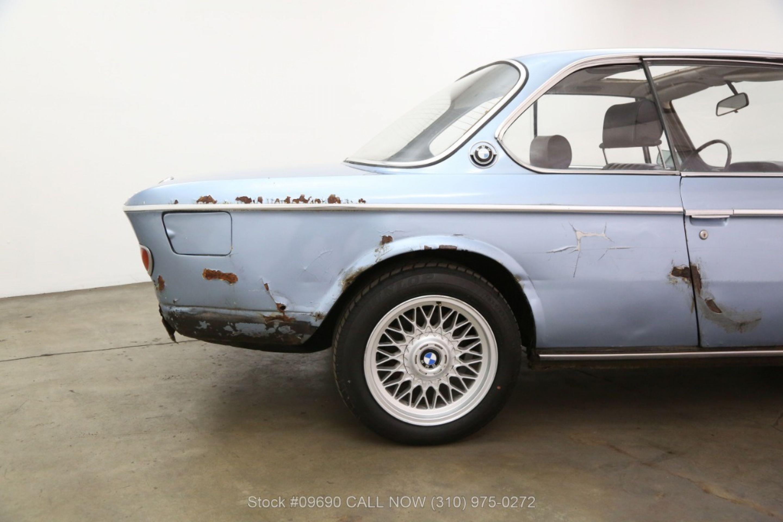 1972 BMW 3.0 CSI Sunroof Coupe