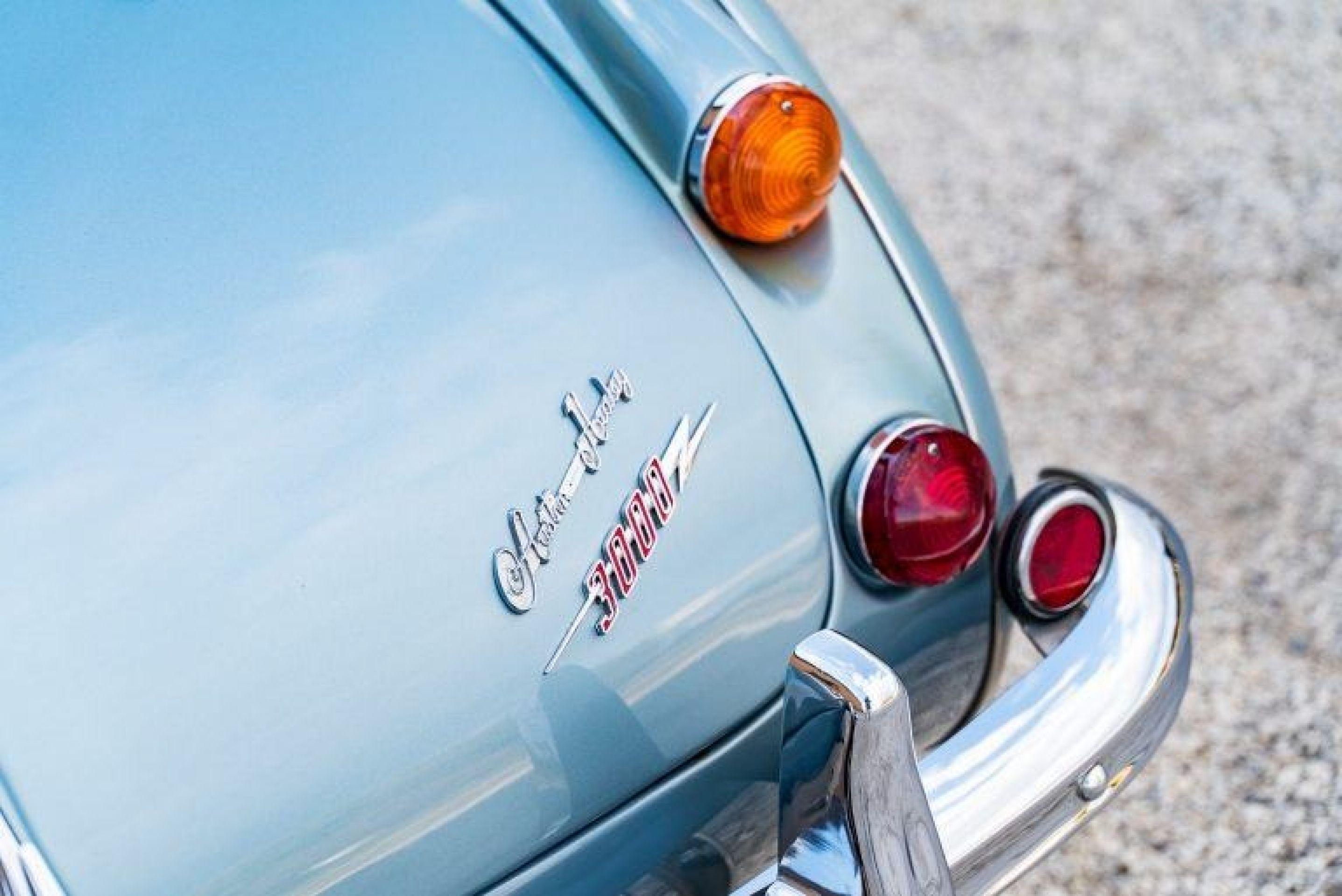1966 Austin Healey 3000 MKIII