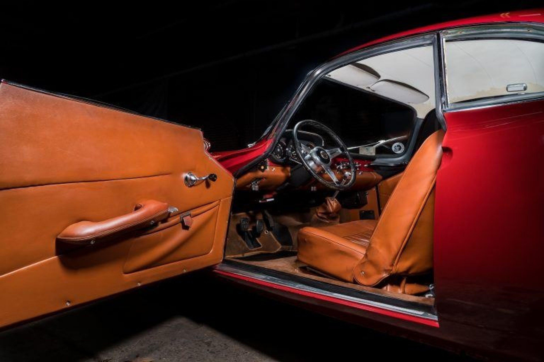 1965 Alfa Romeo Giulia Sprint Speciale