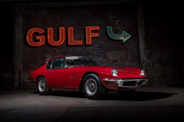 1967 Maserati Mistral 4000
