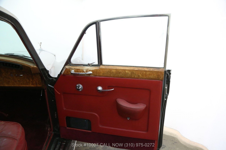 1962 Rolls Royce Silver Cloud II