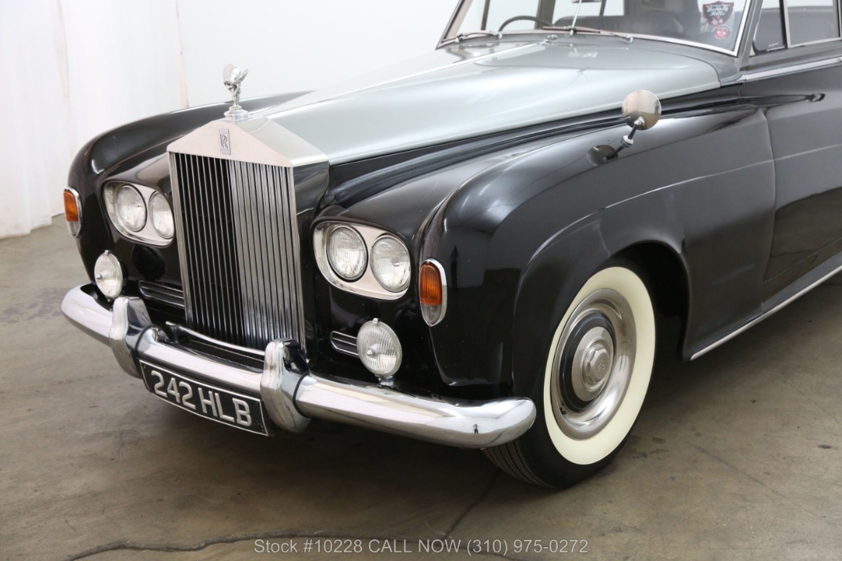 1964 Rolls Royce Silver Cloud III Right Hand Drive