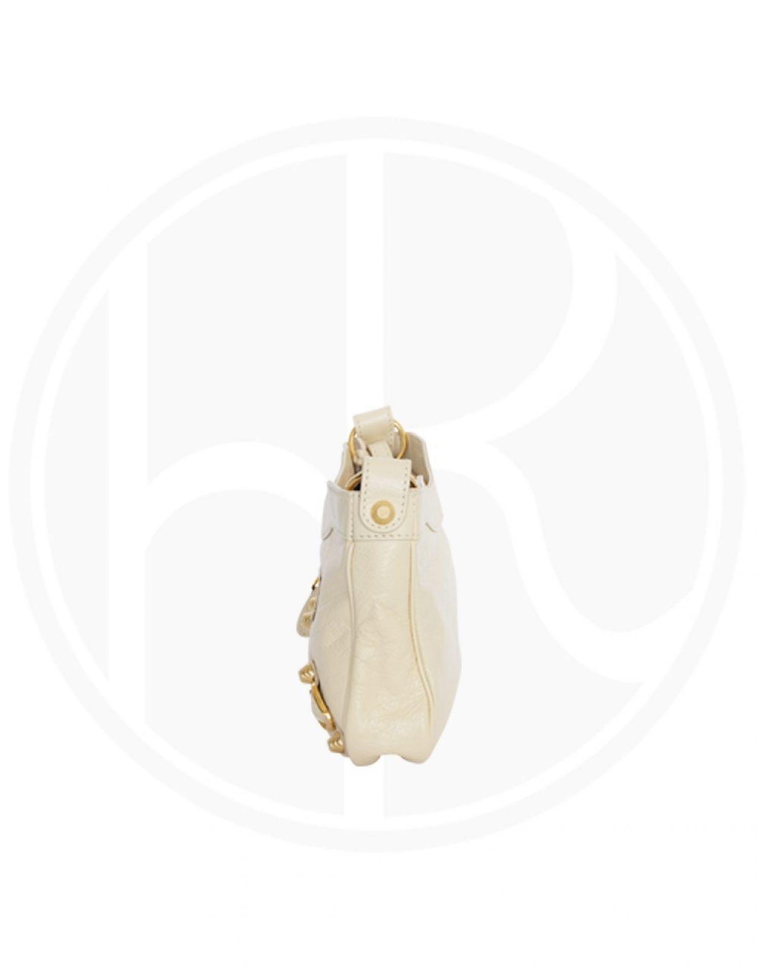 BALENCIAGA Utility Anthracite Messenger Bag