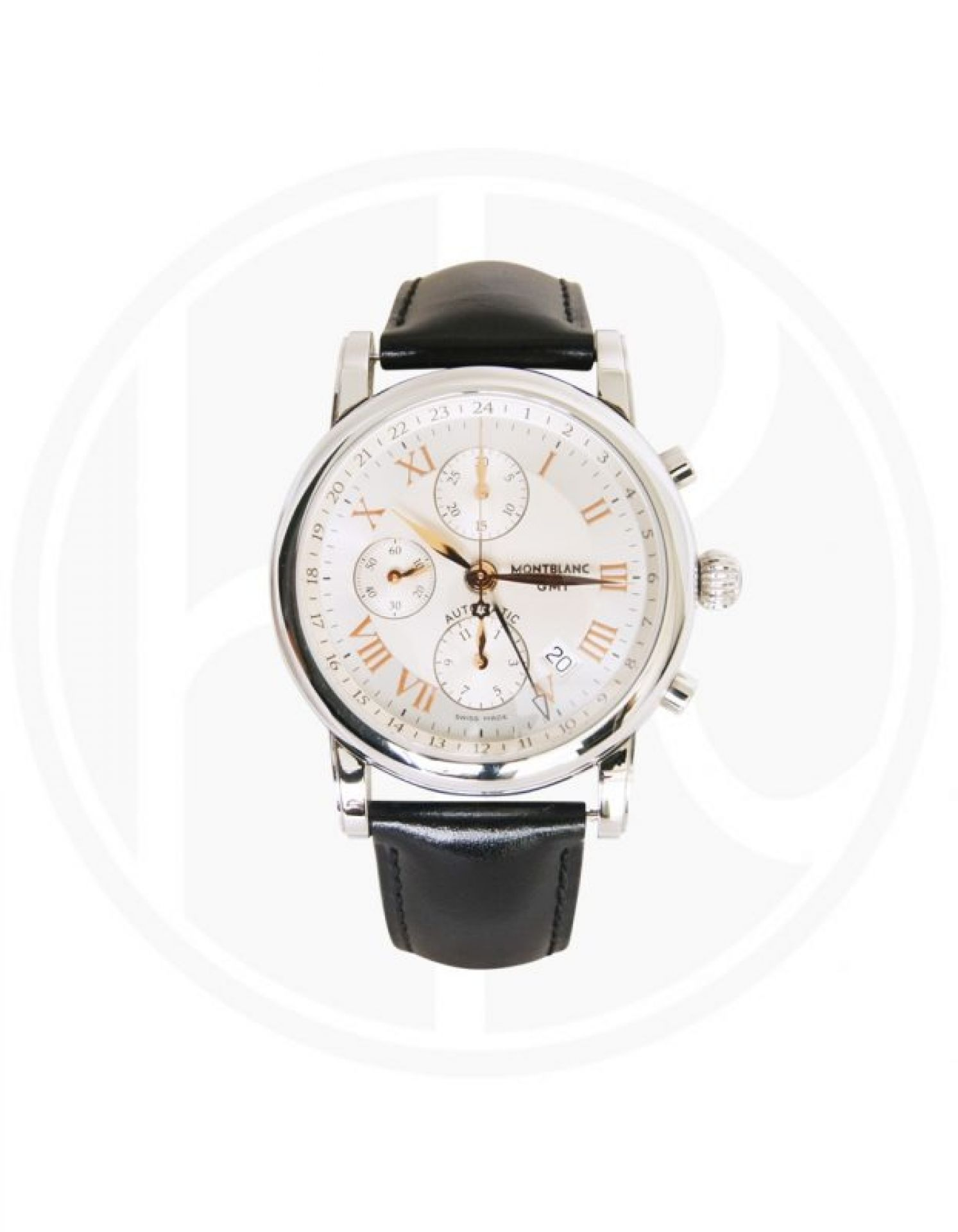 MONT BLANC Star Roman Collection Chronograph Watch