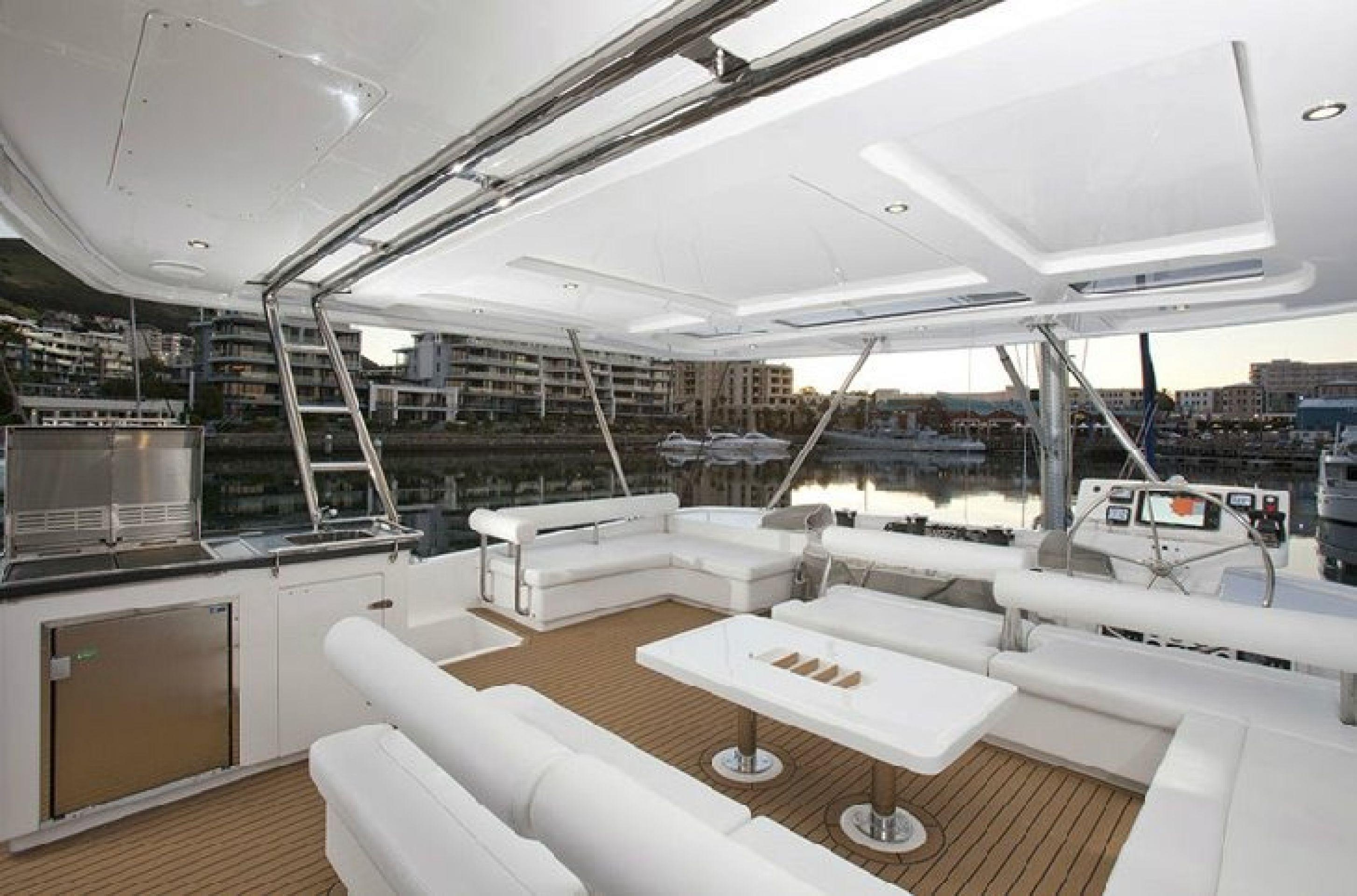 Penang Yacht Charter - MY2