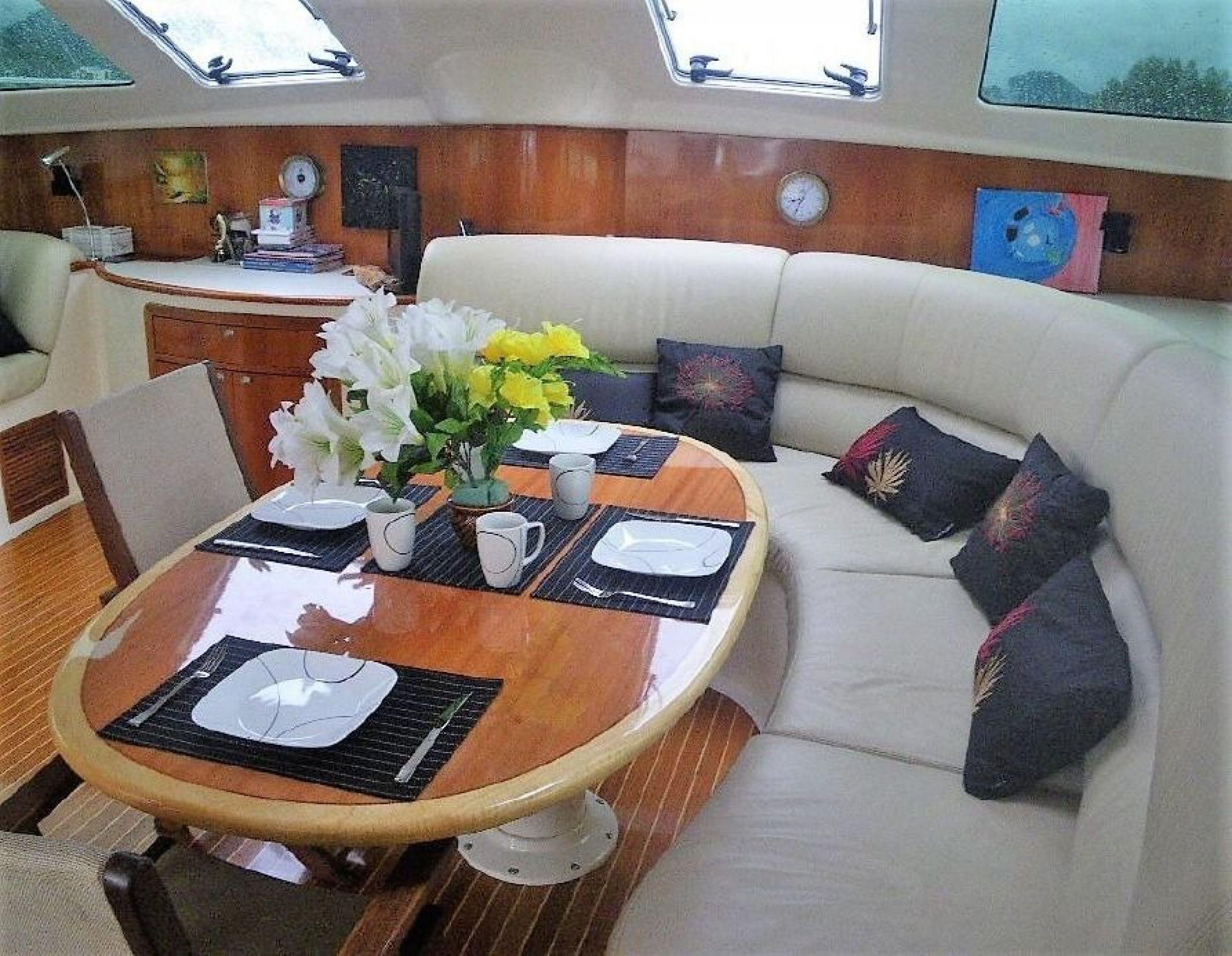 Penang Yacht Charter - MY3