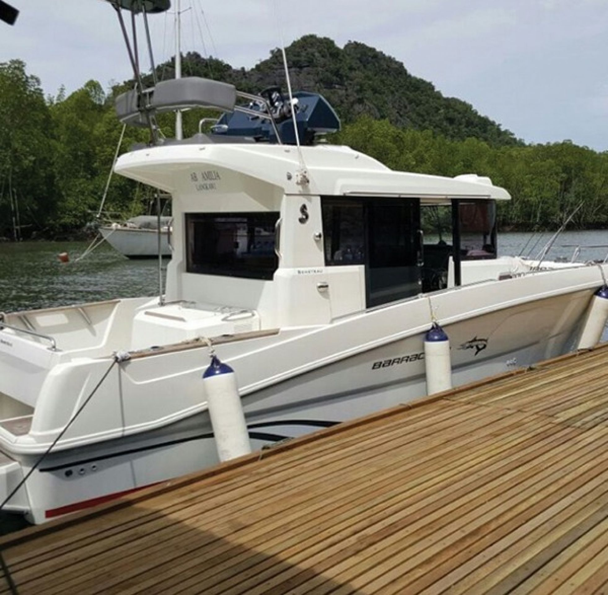 Penang Yacht Charter - MY4