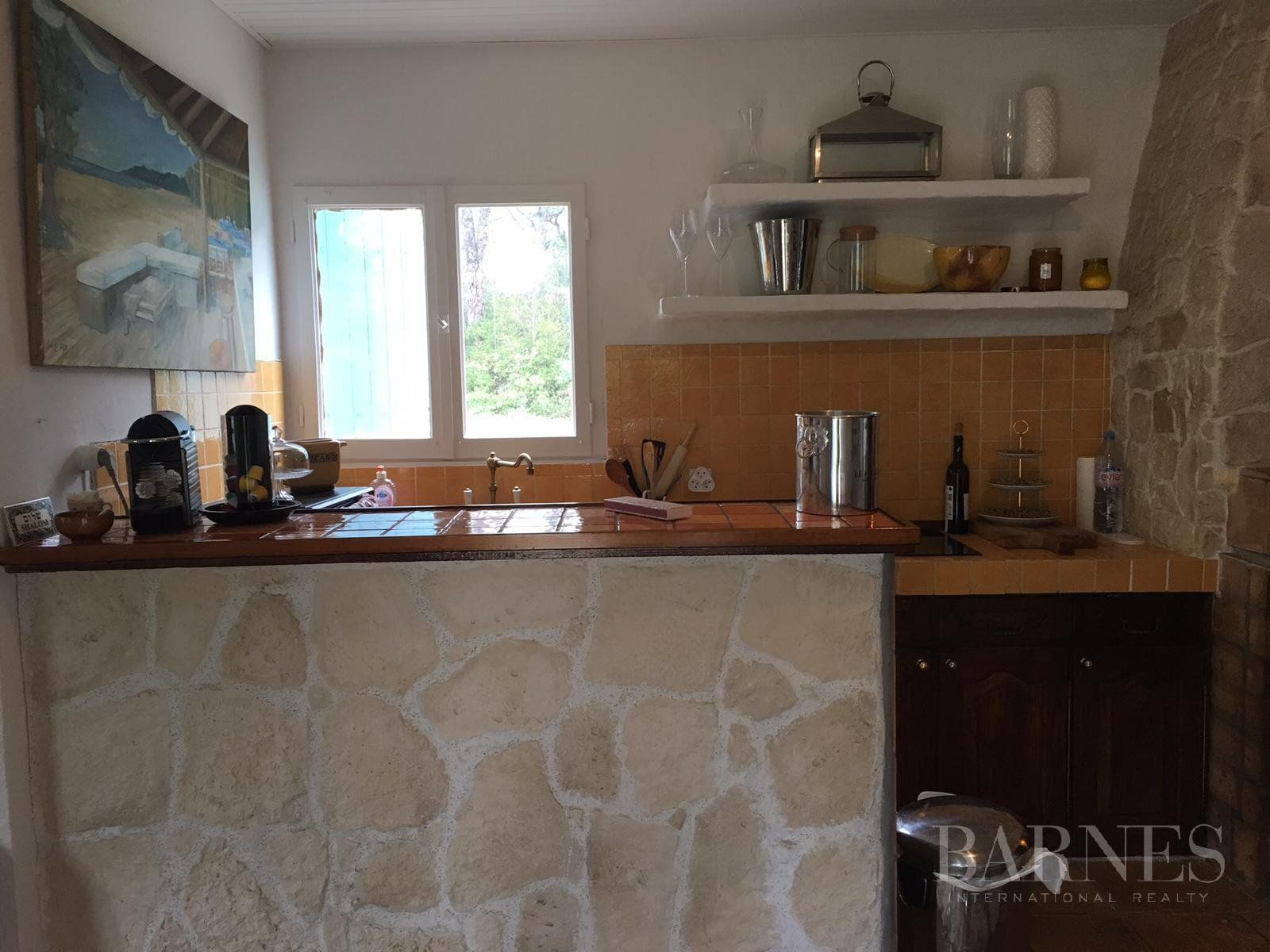 RAMATUELLE - House to renovate with project in progress