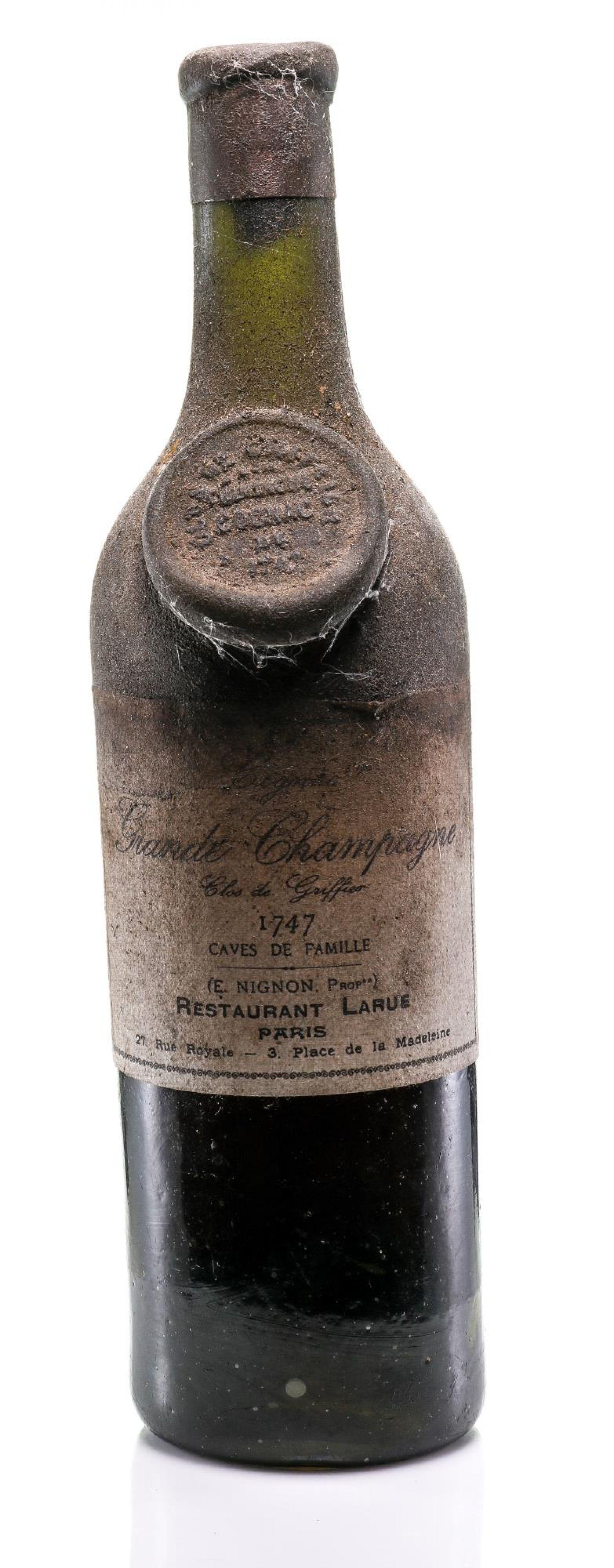 Cognac 1747 Clos de Griffier