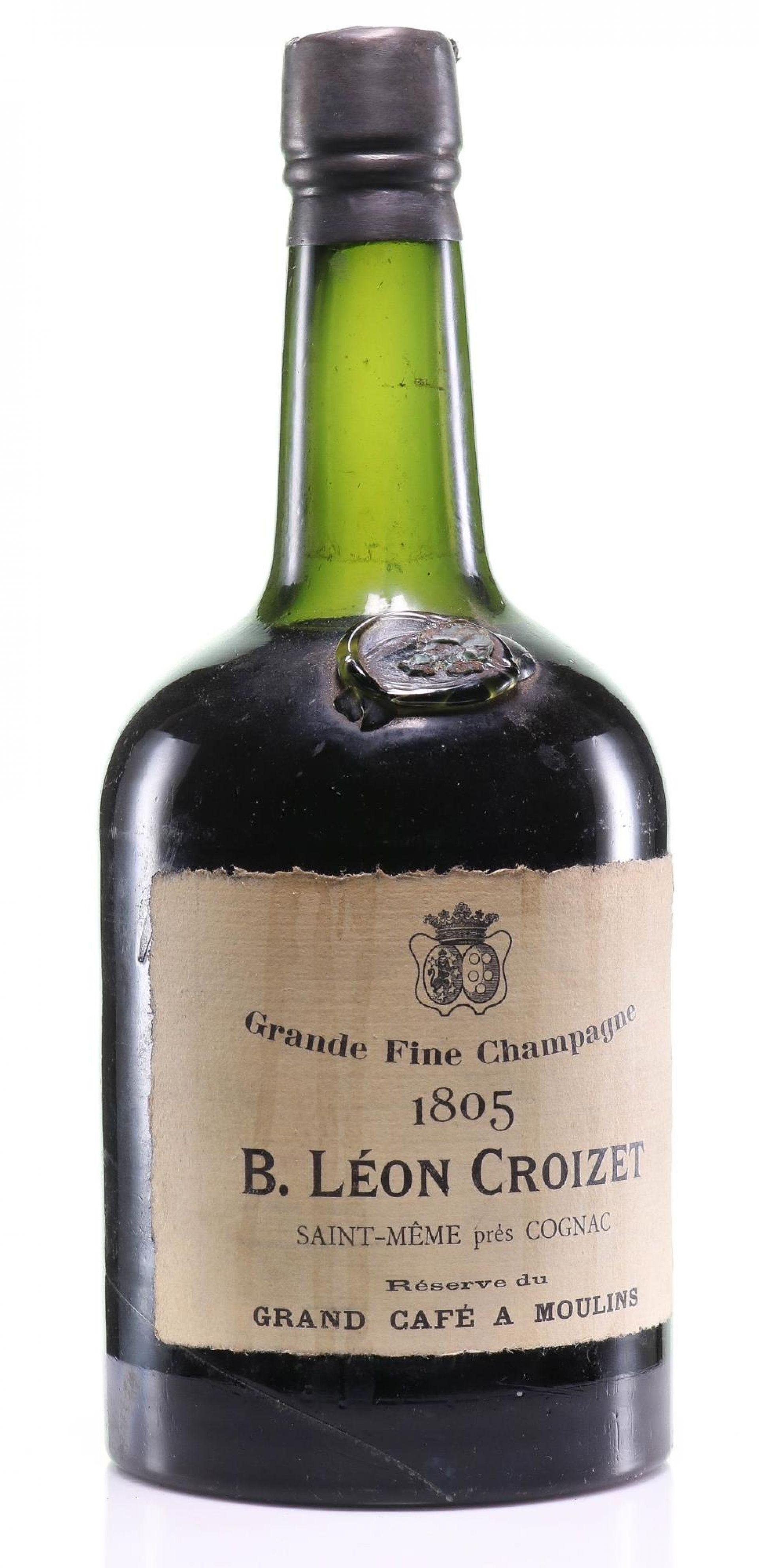 Cognac 1805 Croizet B. Léon