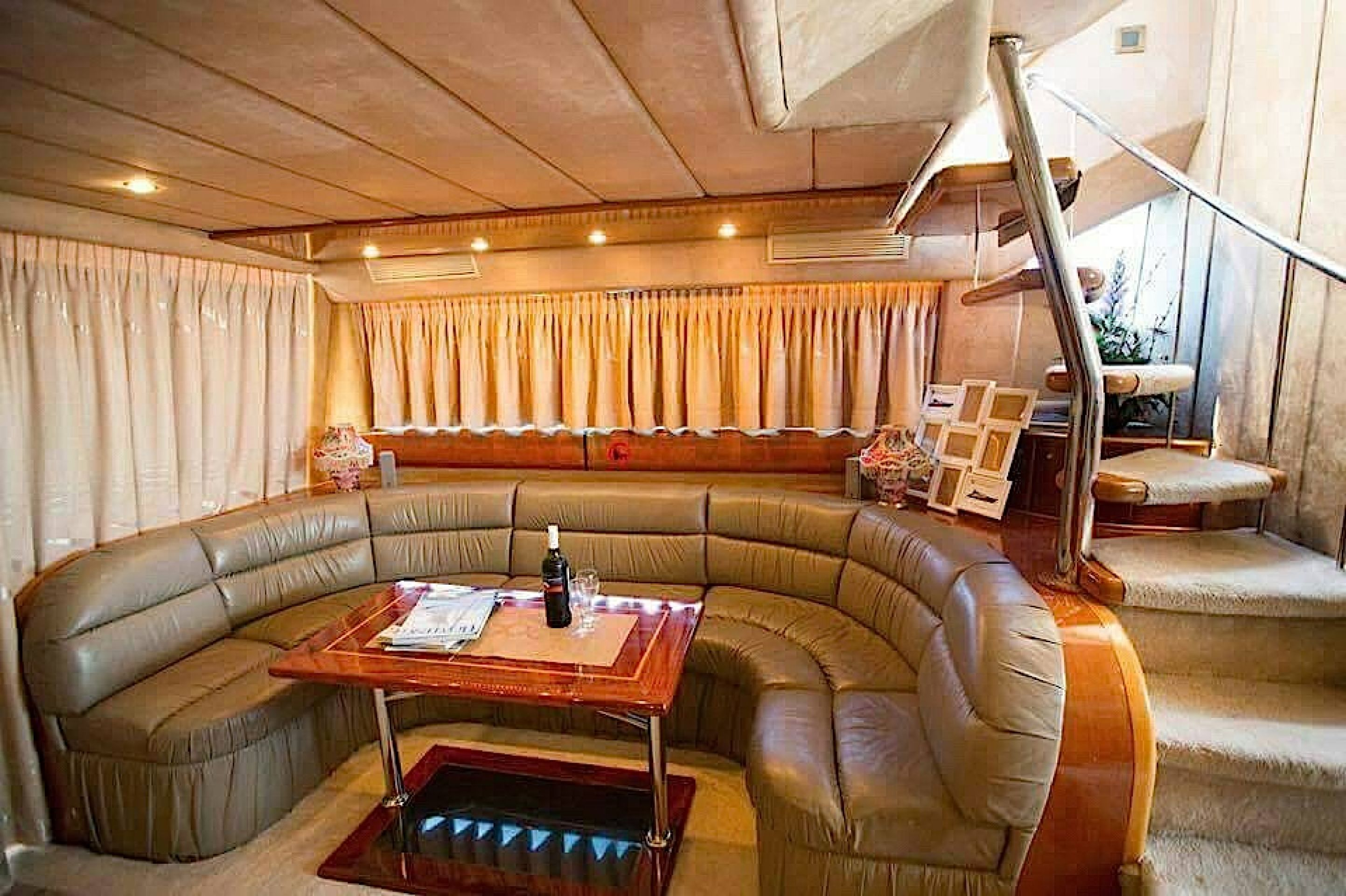 Penang Yacht Charter - MY6