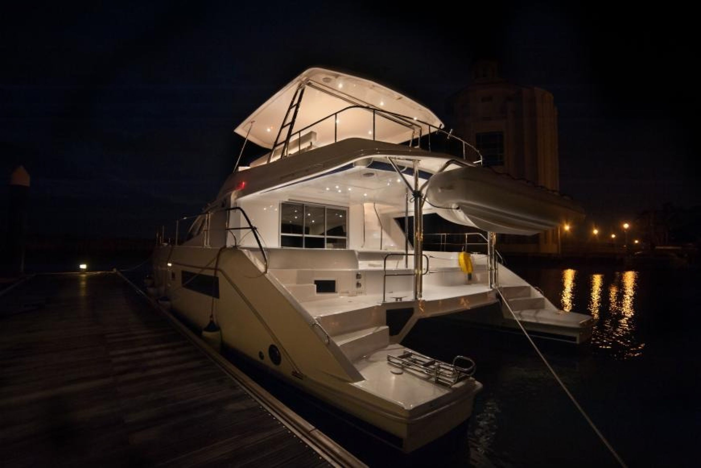 Penang Yacht Charter - MY7
