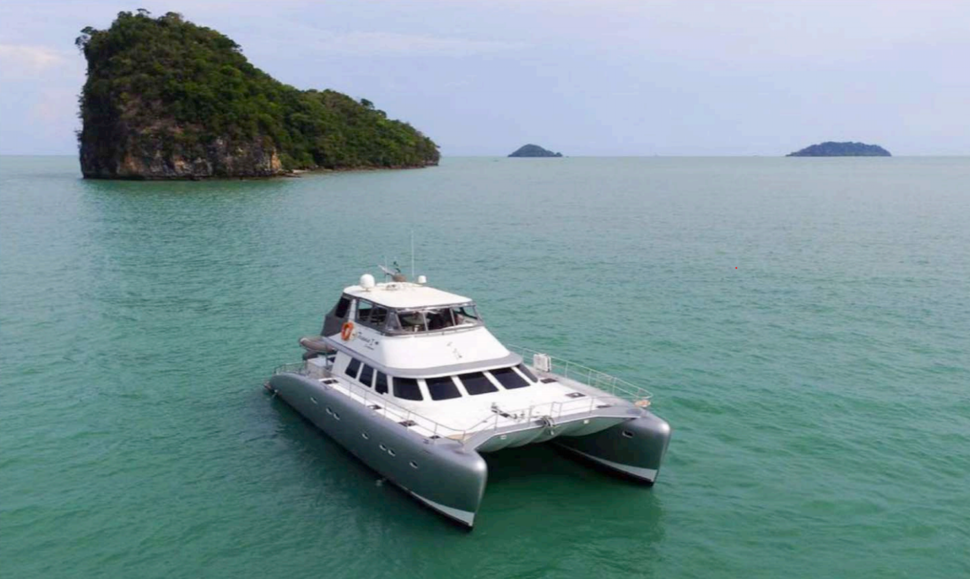 Langkawi Yacht Charter - MY26