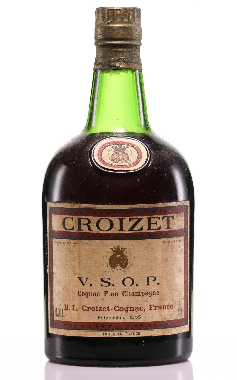 Cognac 1920 Croizet B. Léon