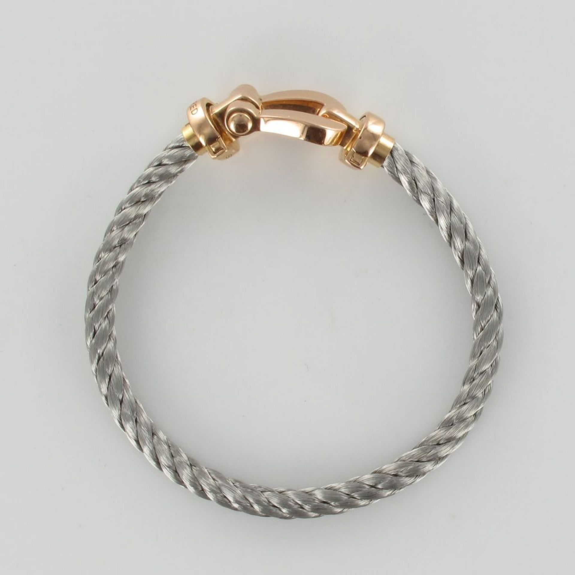 Fred Force 10 pink gold bracelet