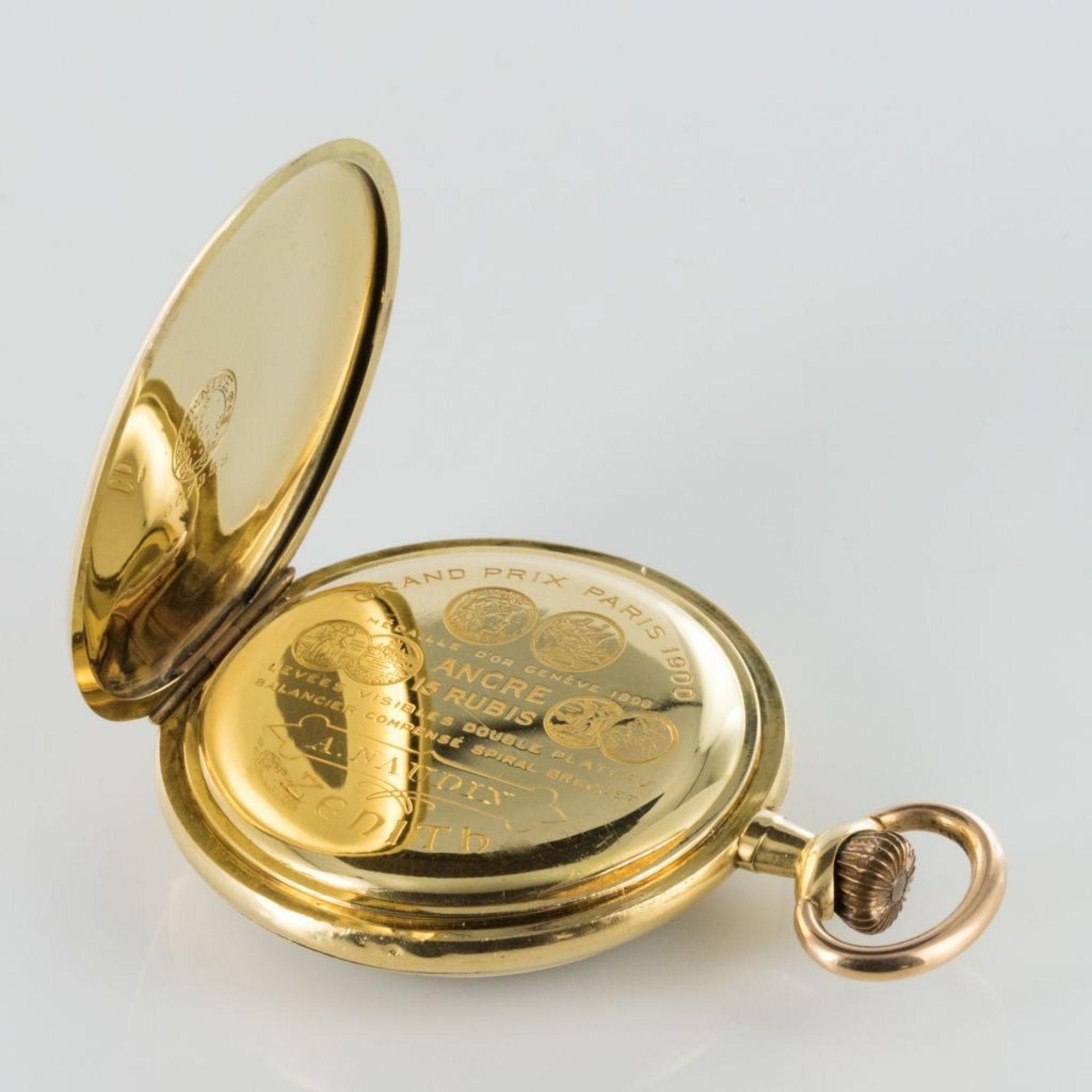 Zenith pocket watch