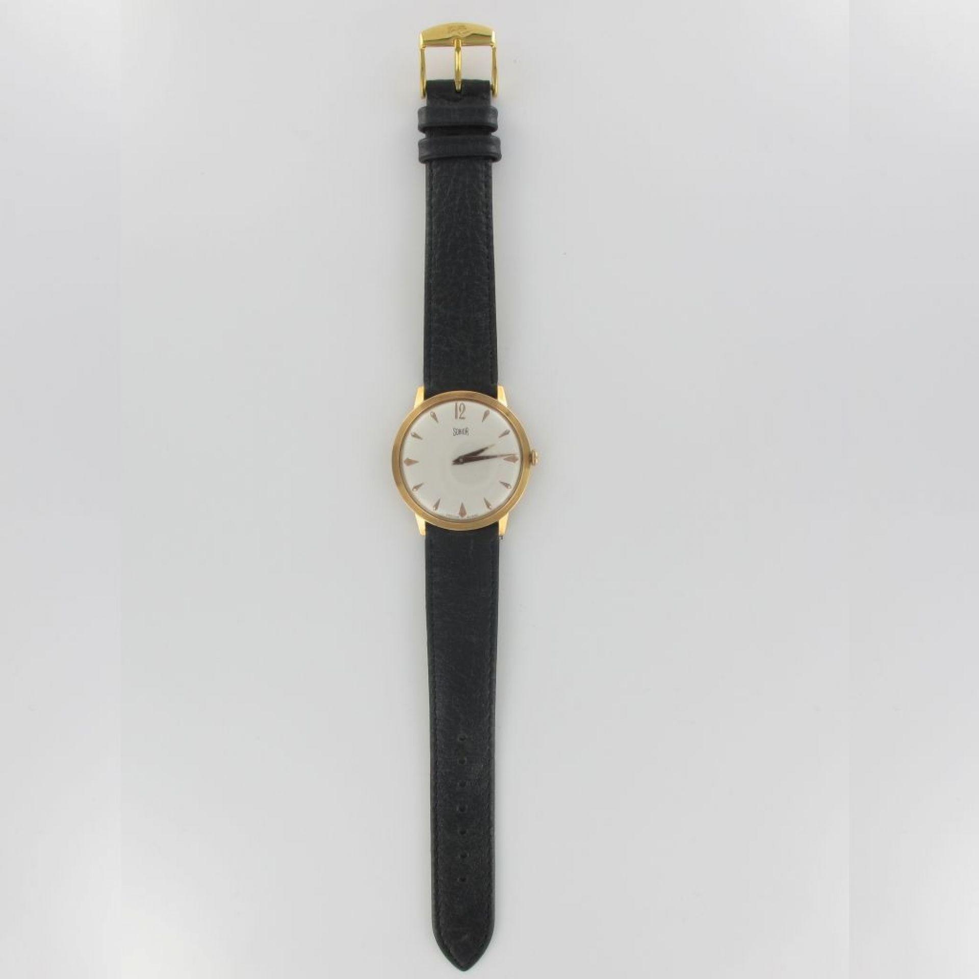 Sobior gold men's old watch