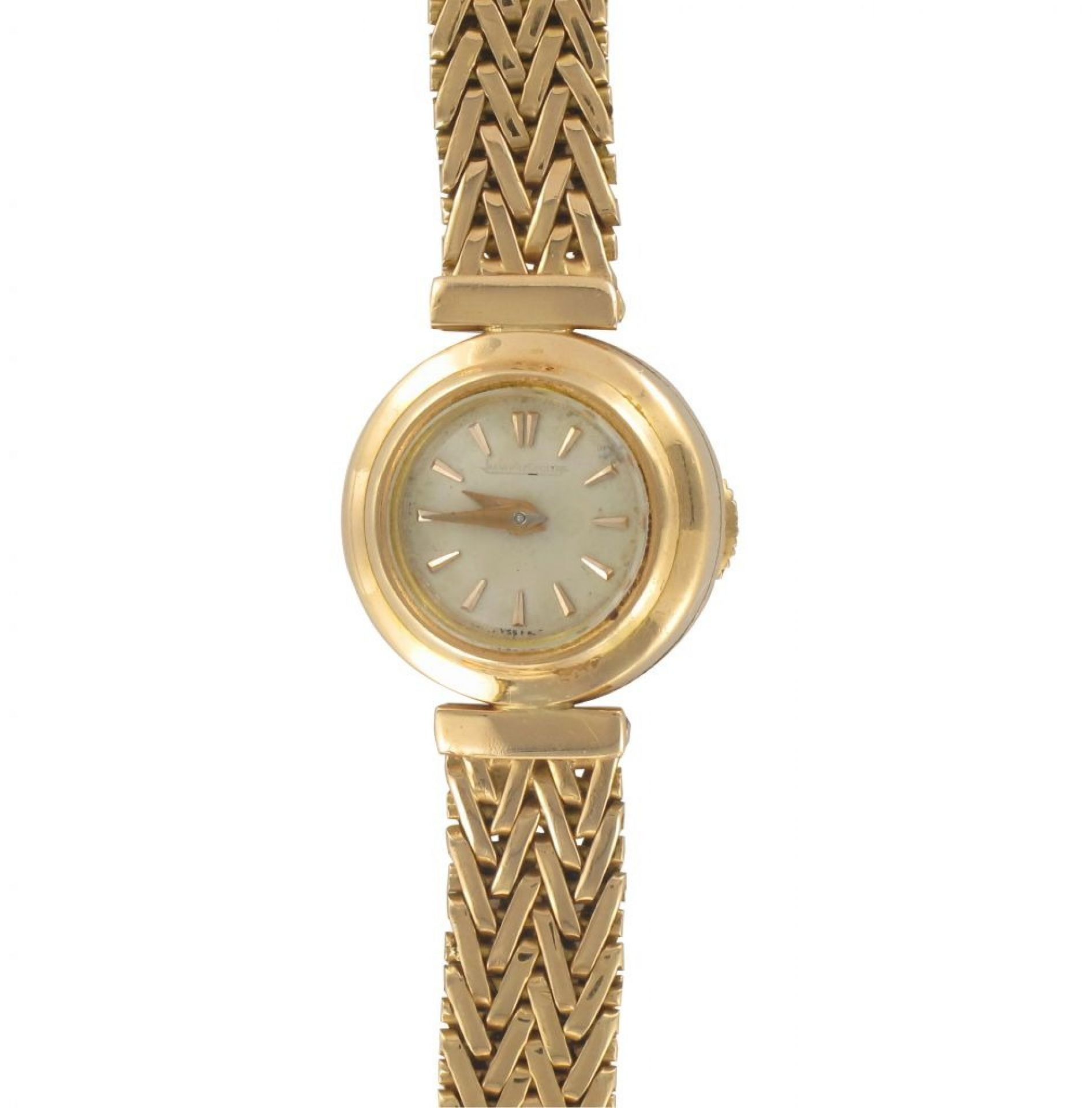 Jaeger Lecoultre Ladies Watch Gold