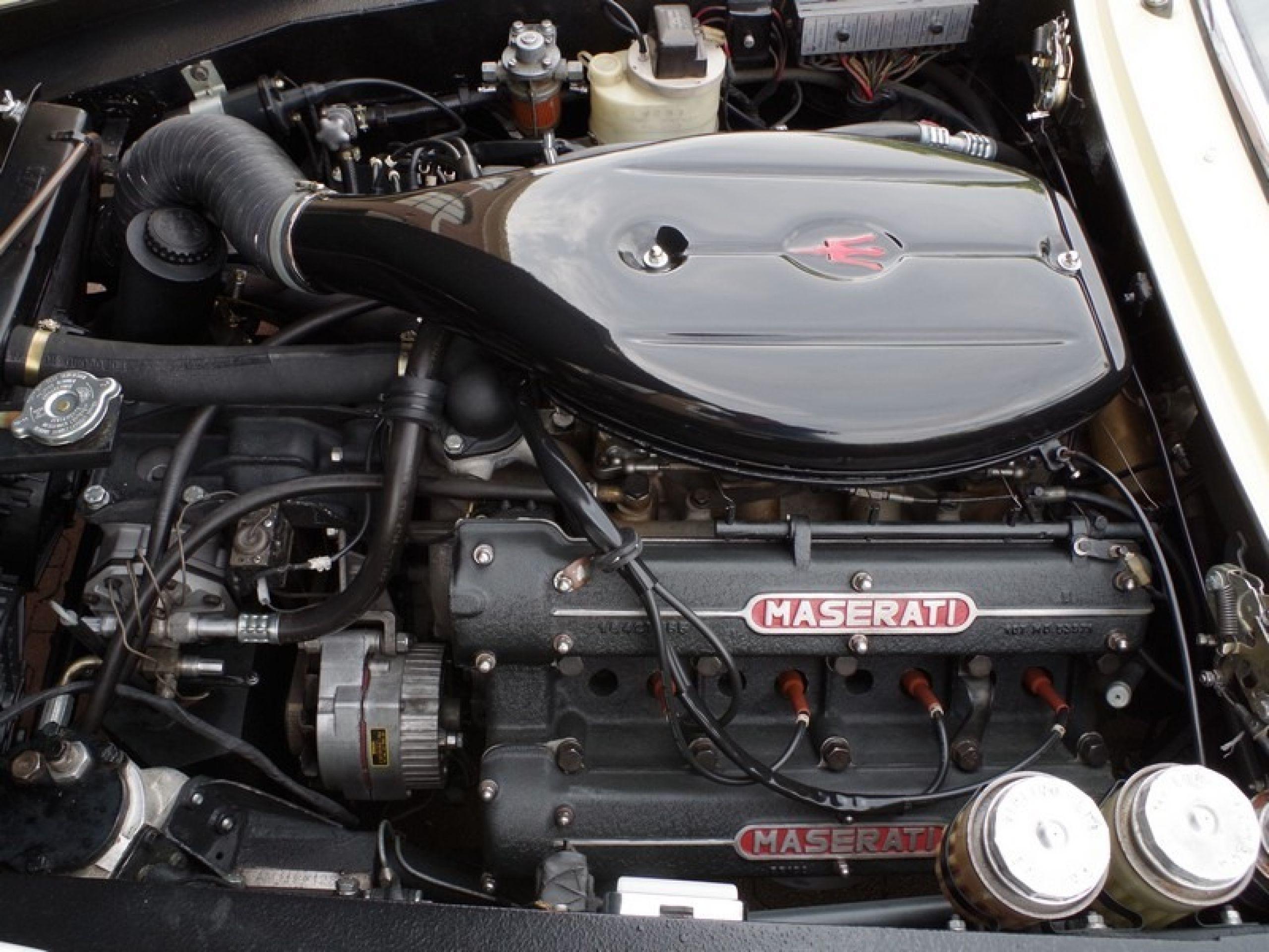 Maserati Ghibli 4.7 (1967)