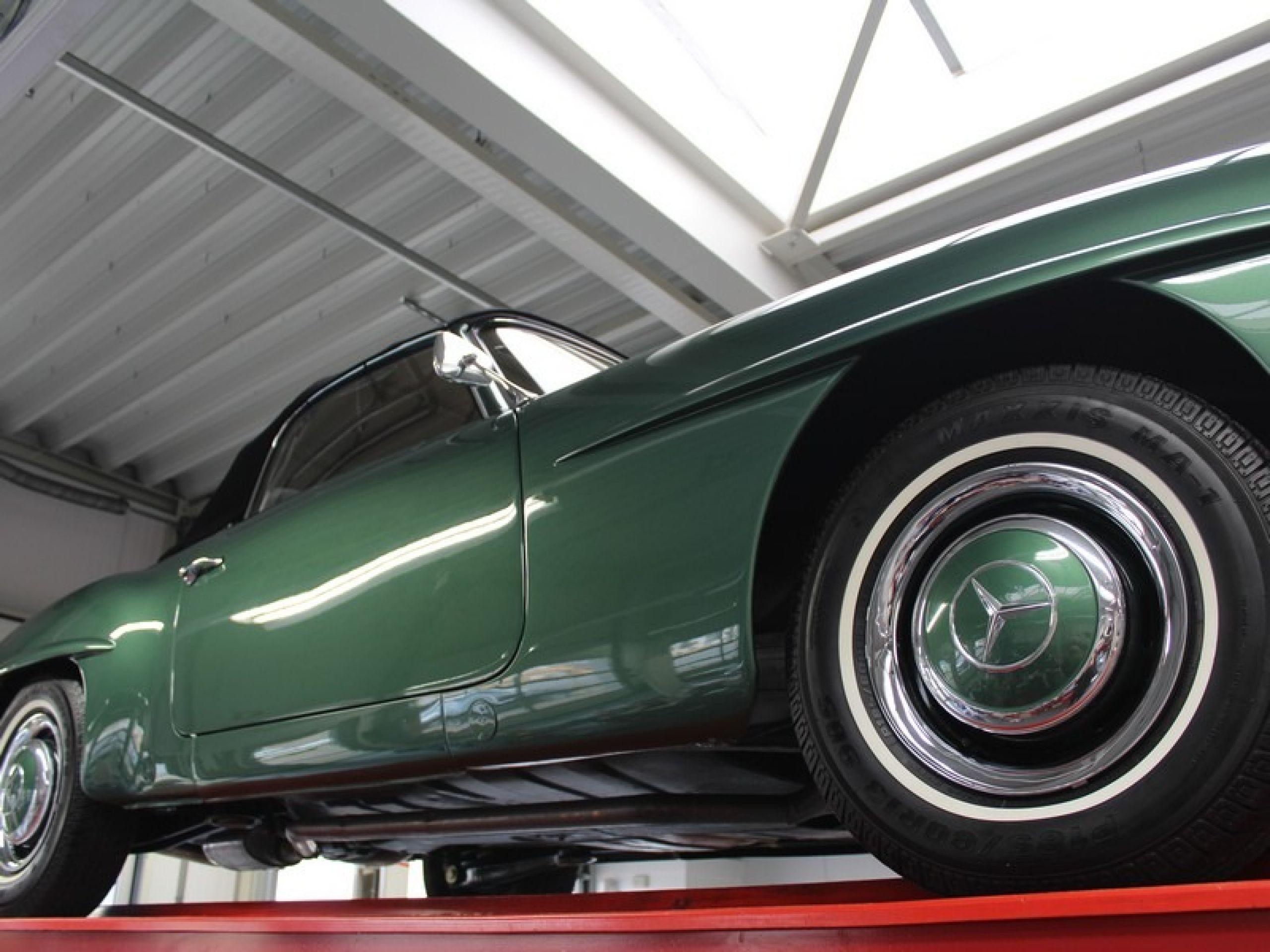 Mercedes Benz 190 SL (1956)