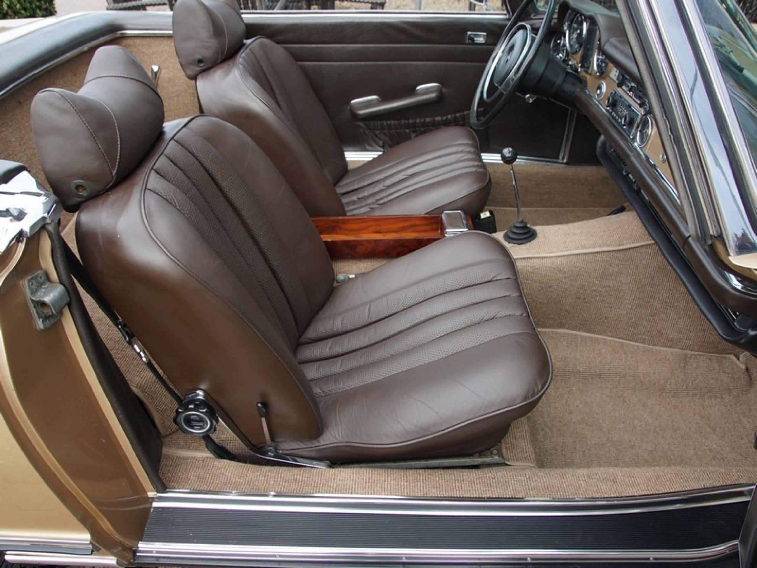 Mercedes Benz 280SL Pagode (1969)