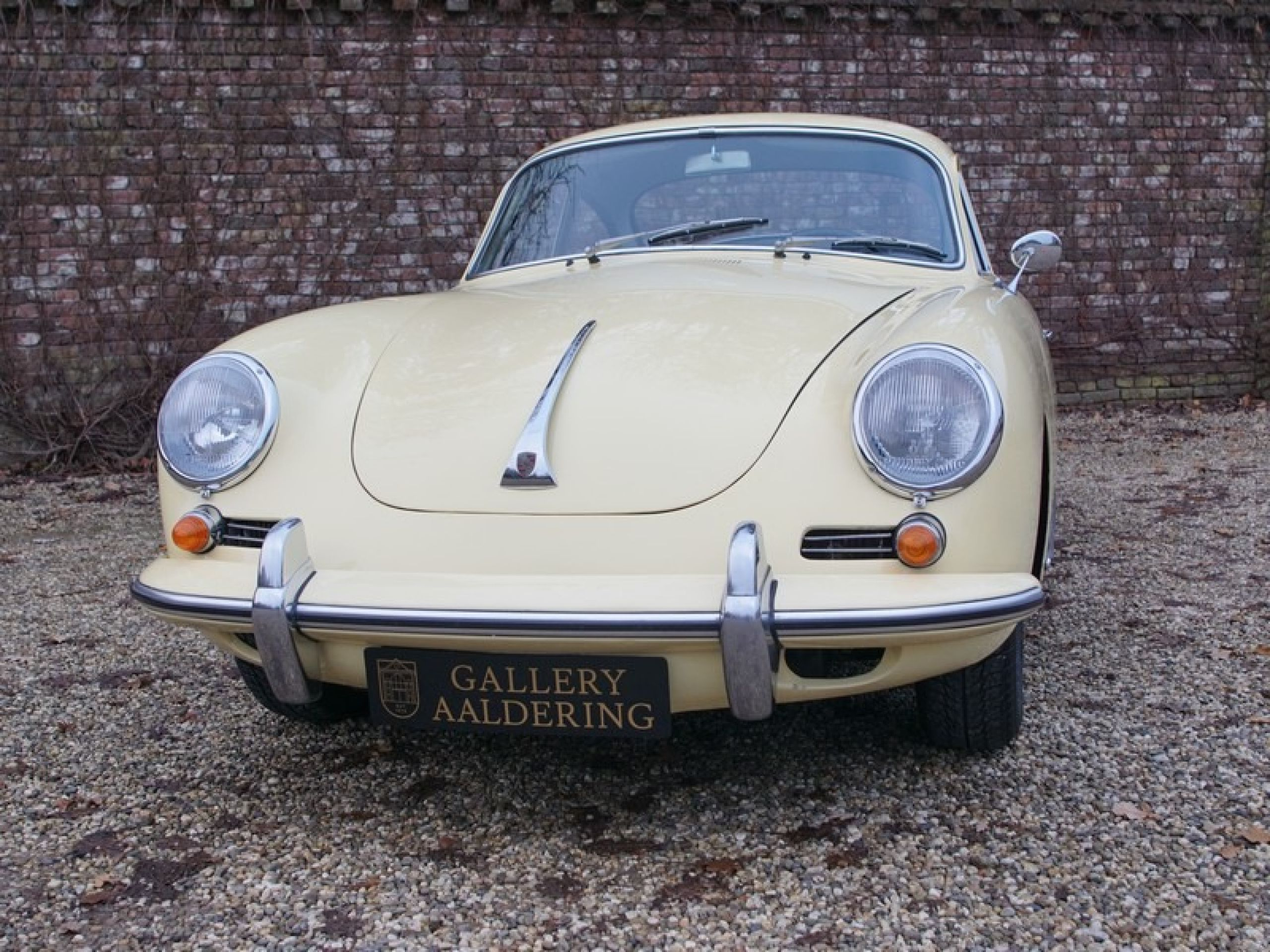 PORSCHE356B T6 1600 TWIN GRILLE FULLY RESTORED CONDITION! (1963)