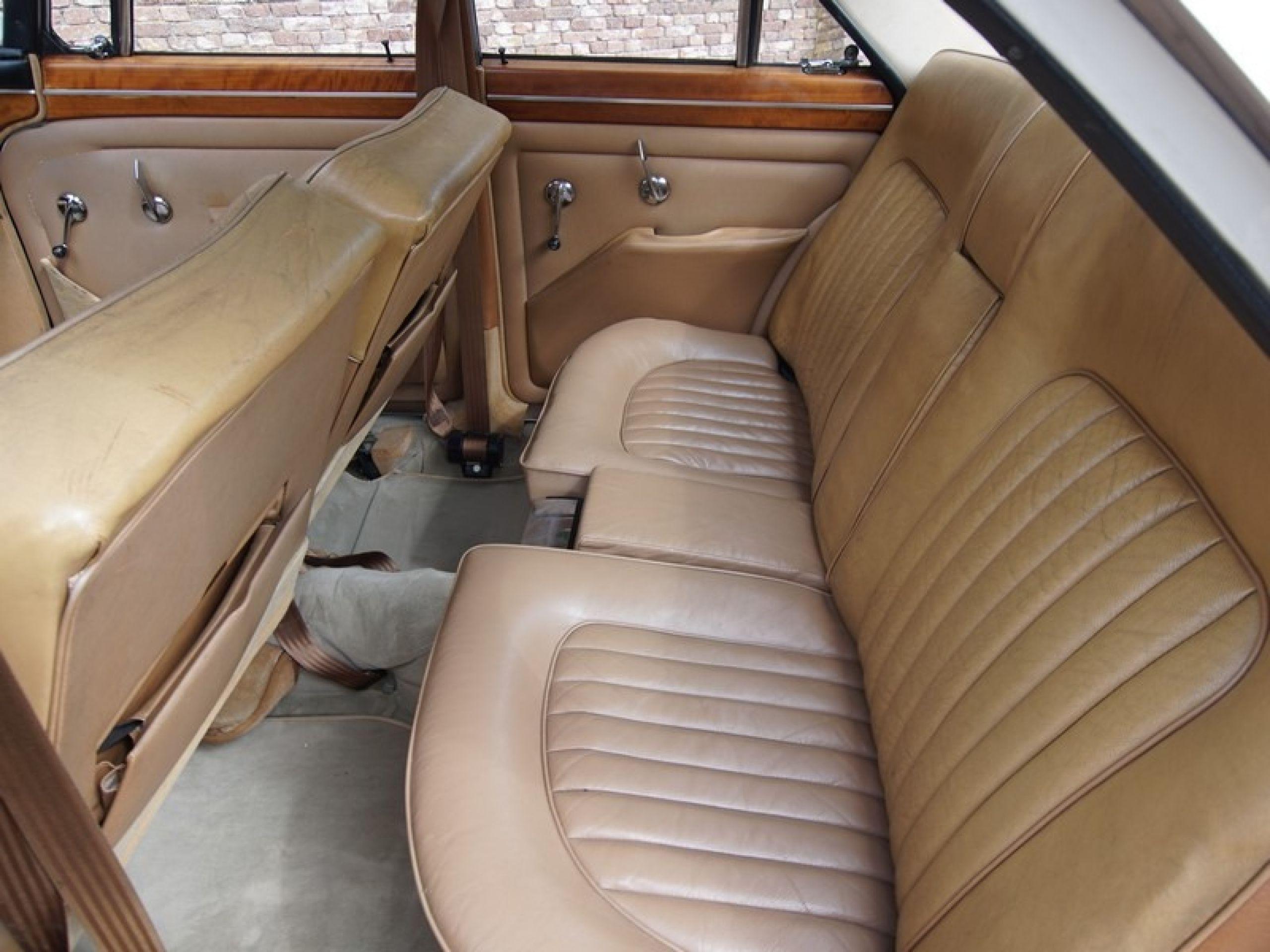 ROVER P5 3.0 LITRE MK2 SWISS CAR, HIGHLY ORIGINAL CONDITION! (1966)