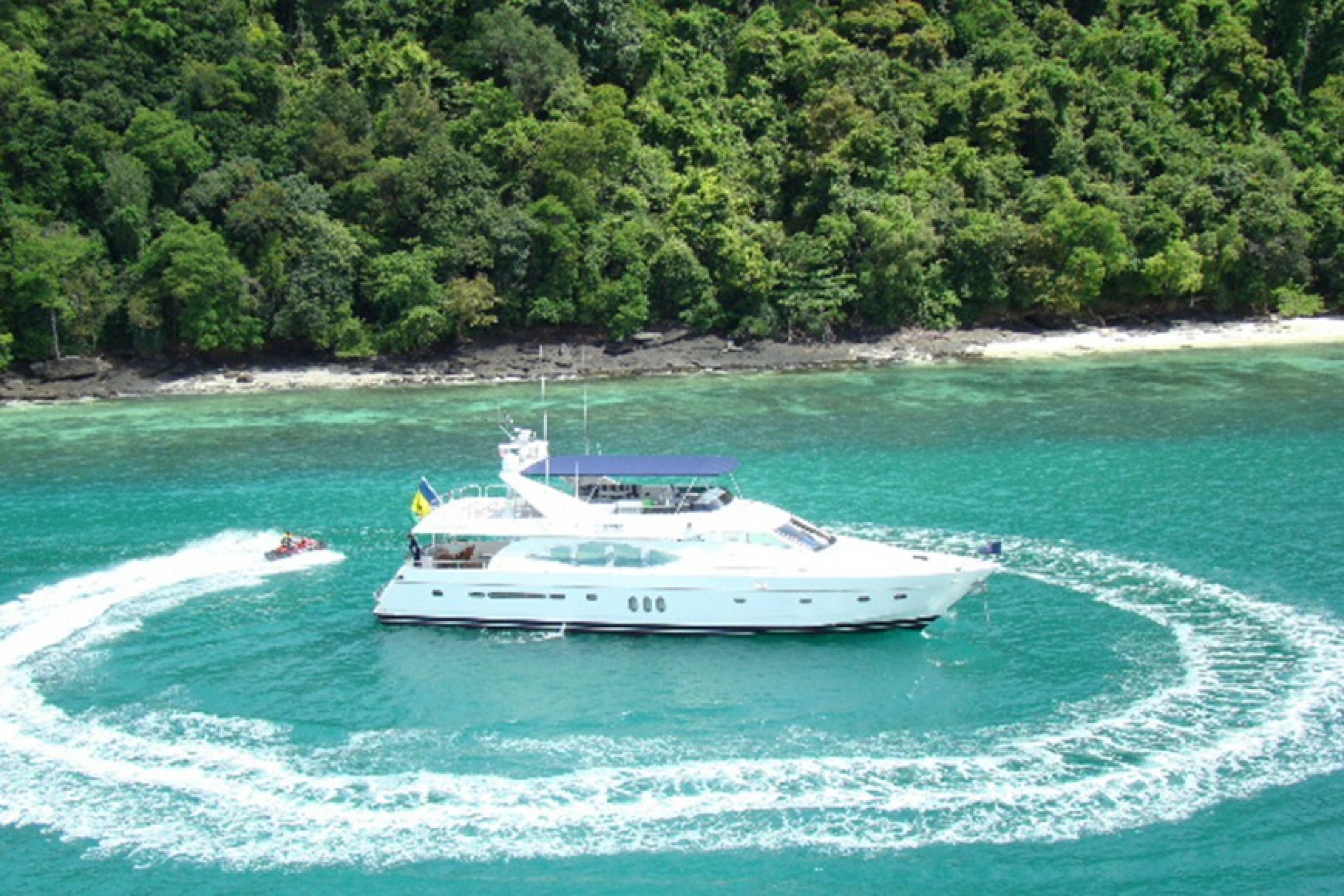 Langkawi Yacht Charter - MY10