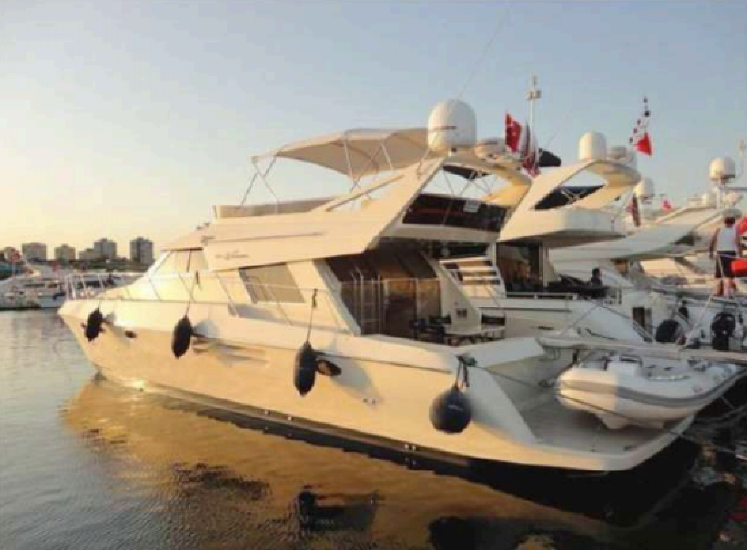 Port Klang Yacht Charter - MY29