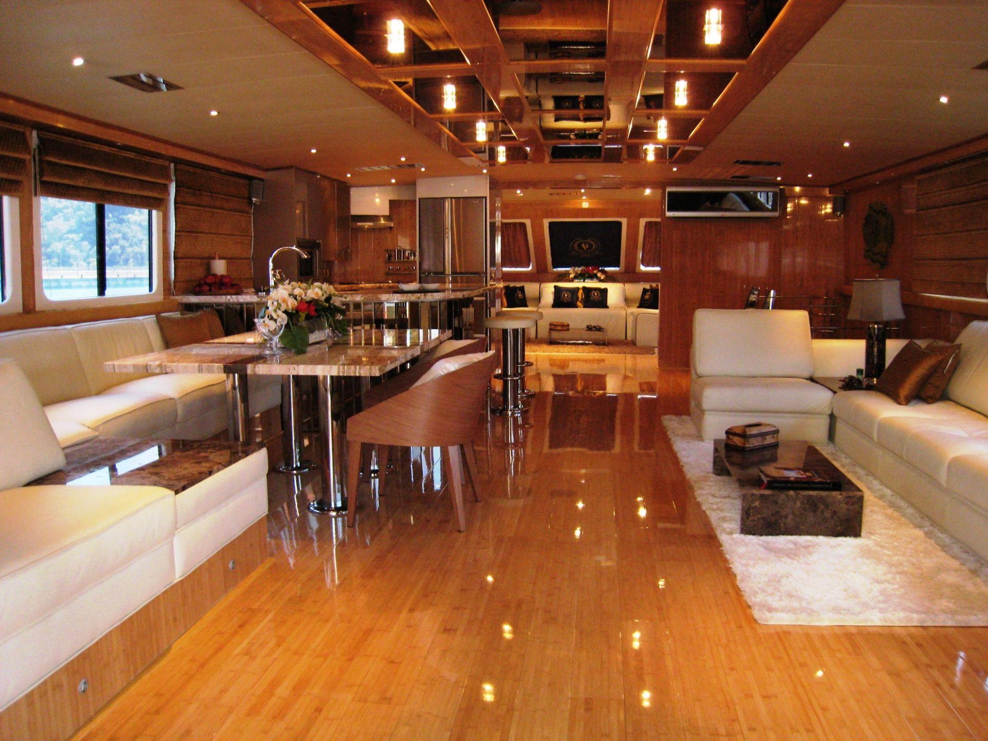 Port Dickson Yacht Charter - MY17