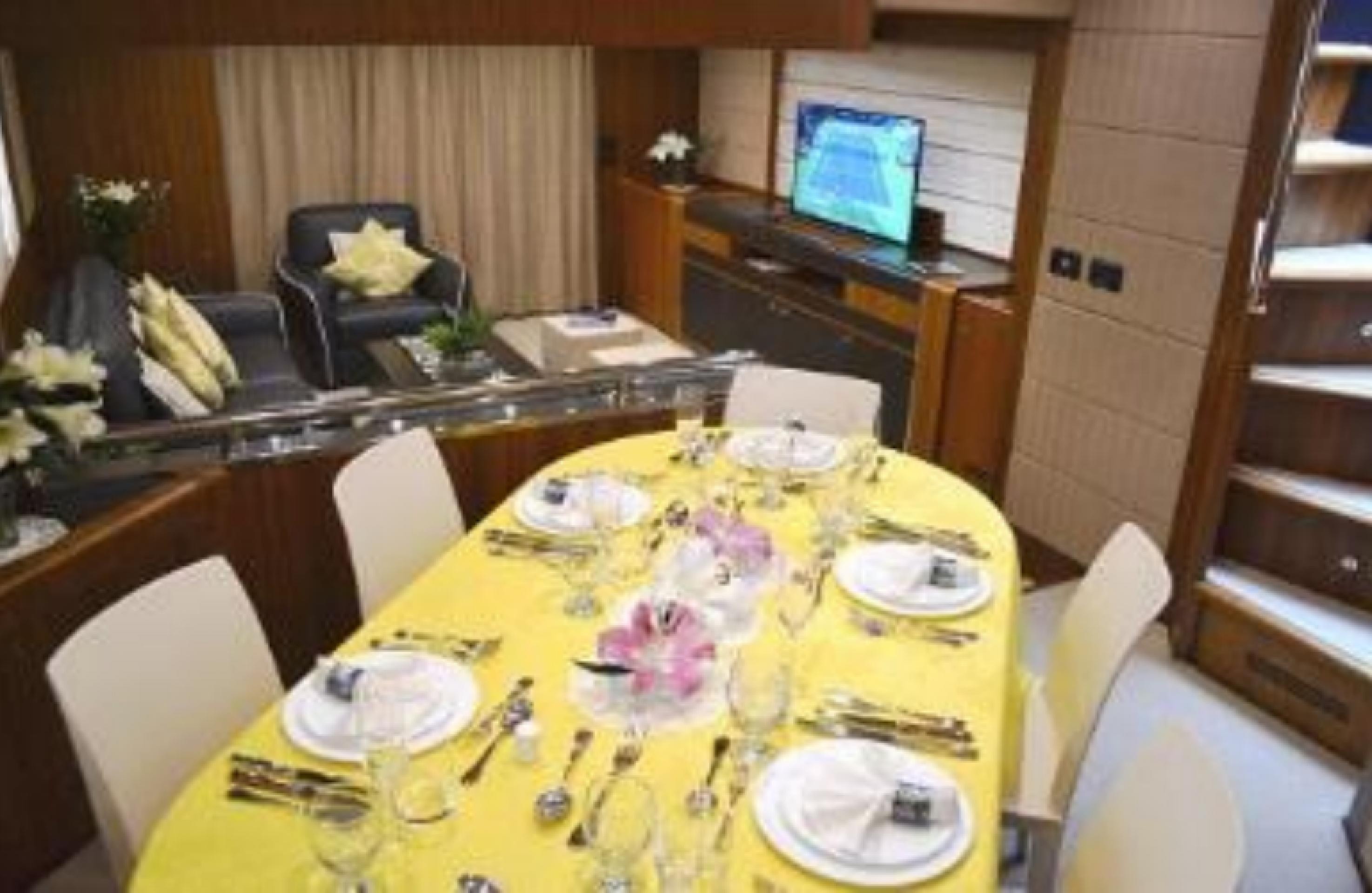 Port Dickson Yacht Charter - MY18