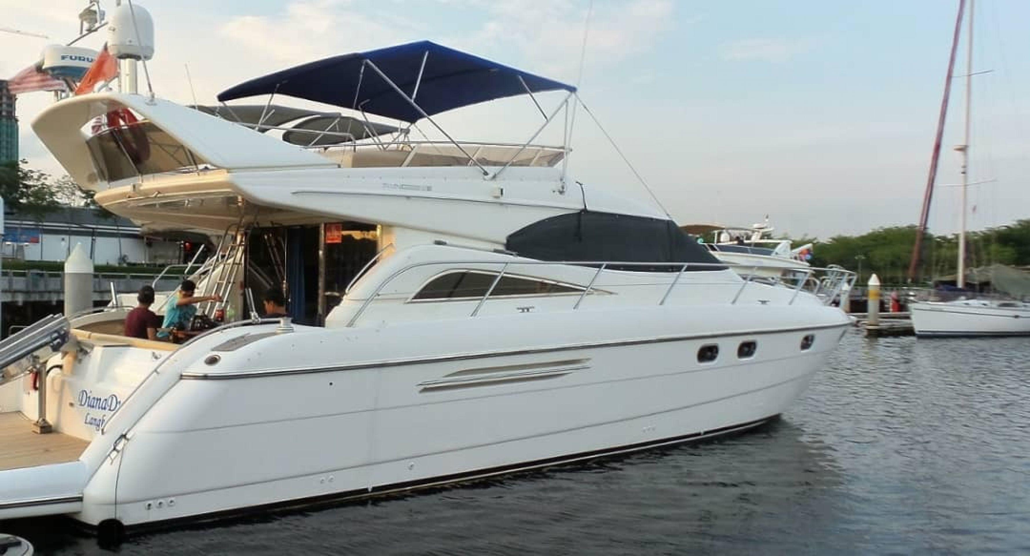 Johor Yacht Charter - MY22H