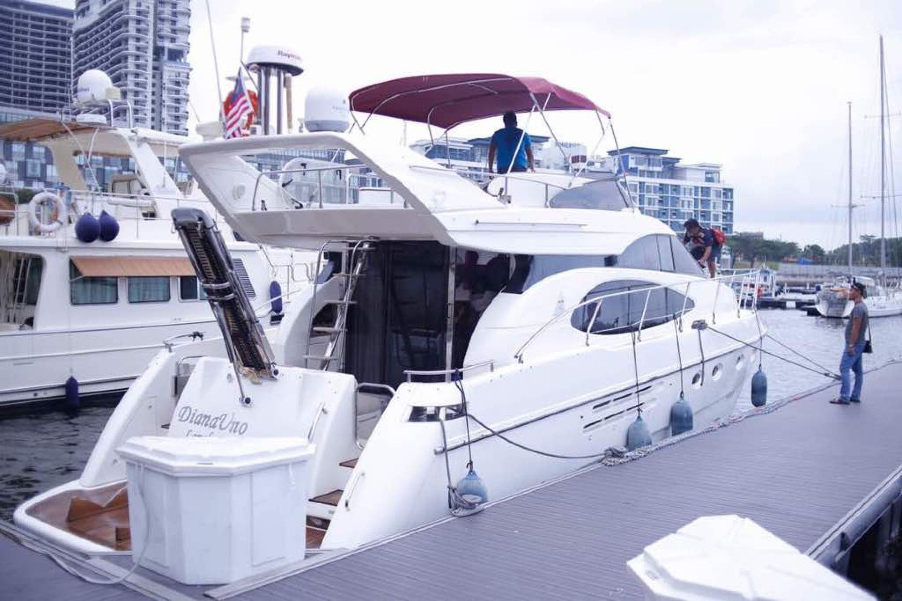 Johor Yacht Charter - MY23H