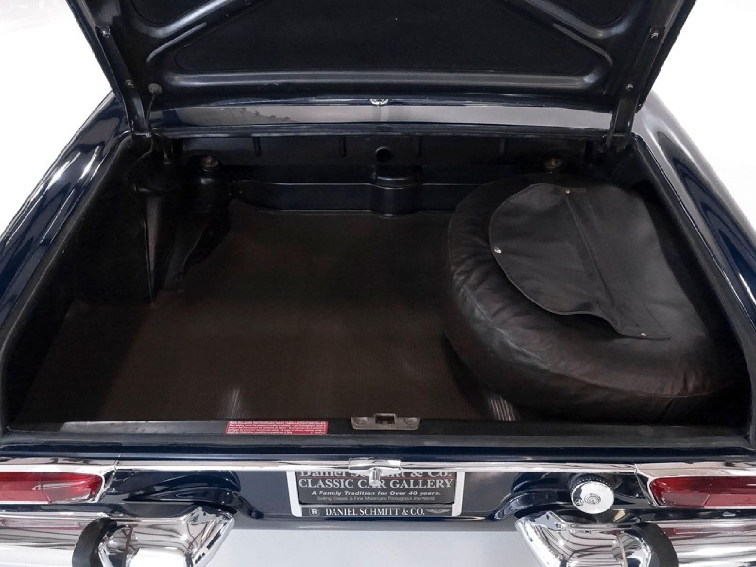 1969 Mercedes-Benz 280SL Roadster