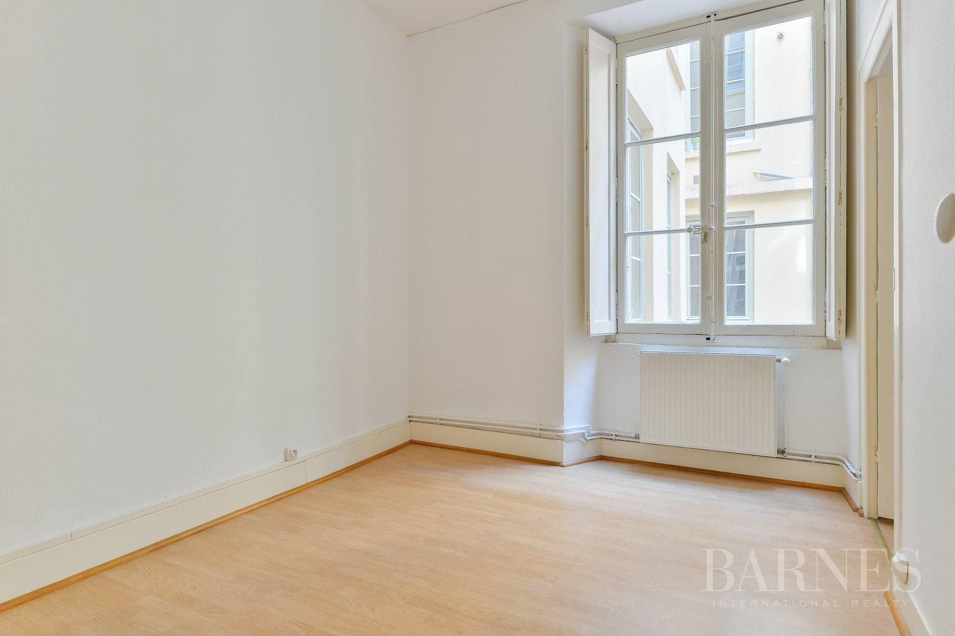Lyon 2 - Ainay - Courtyard apartment of 89 sqm - 2 bedrooms