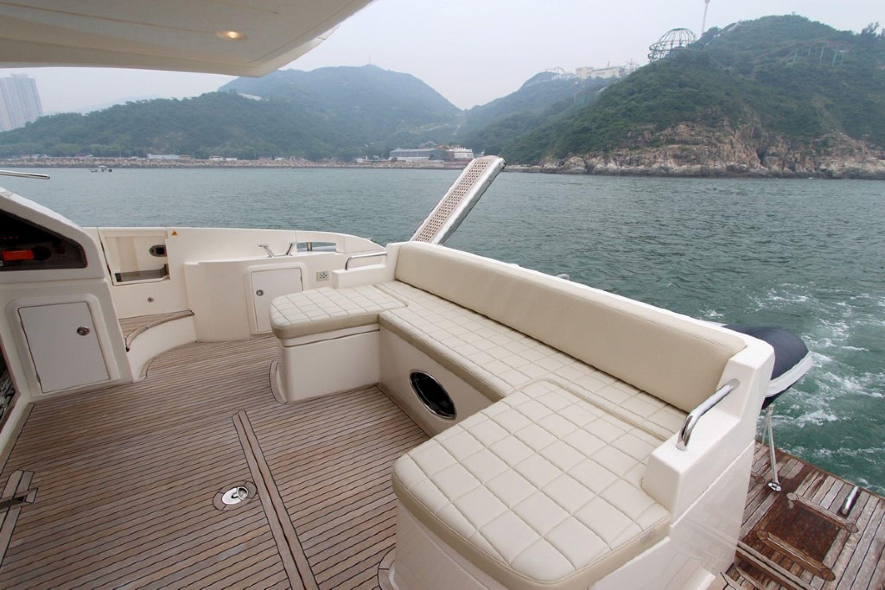 Hong Kong Yacht Charter - HKY2