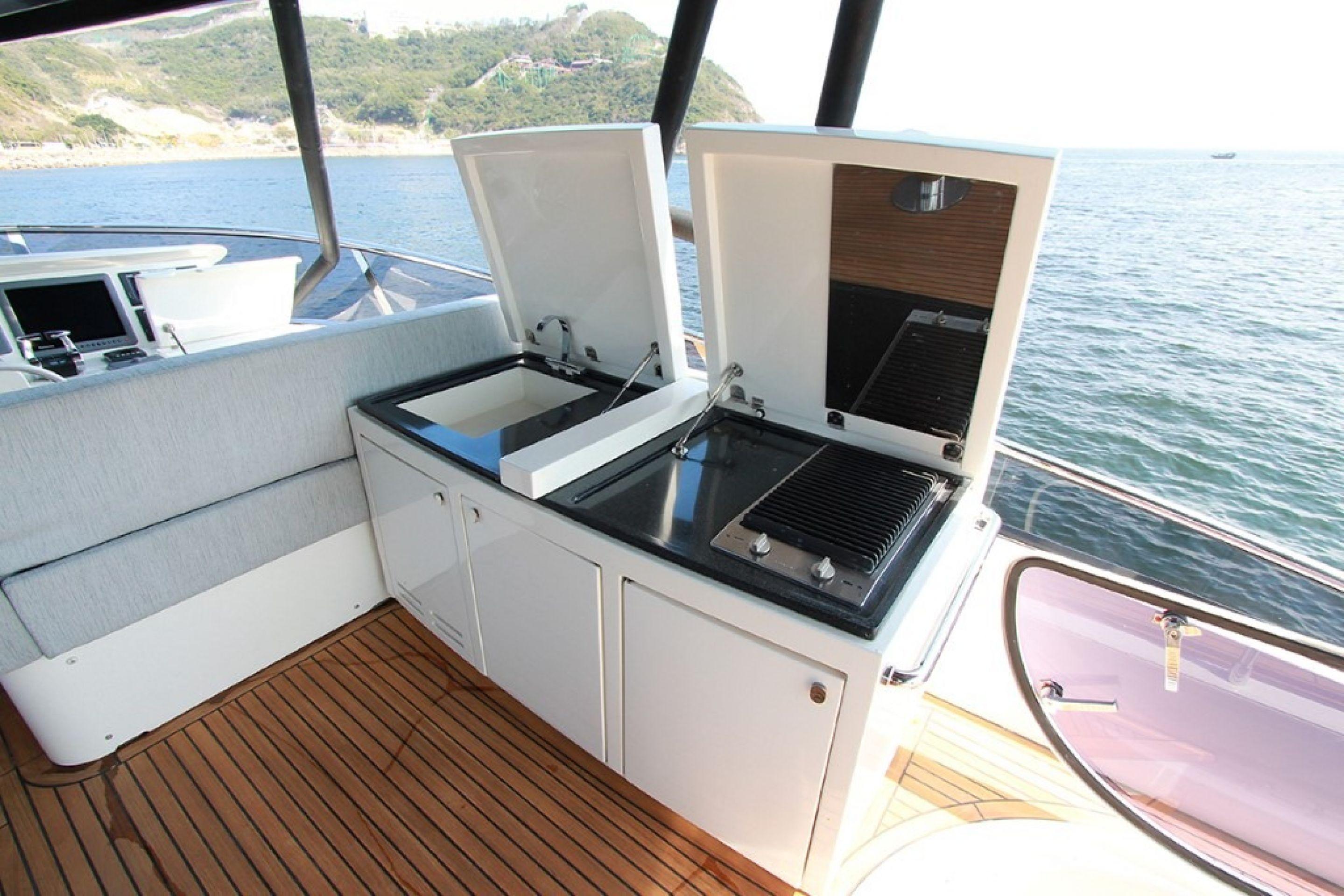 Hong Kong Yacht Charter - HKY6