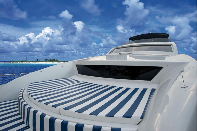 Hing Kong Yacht Charter - HKY9
