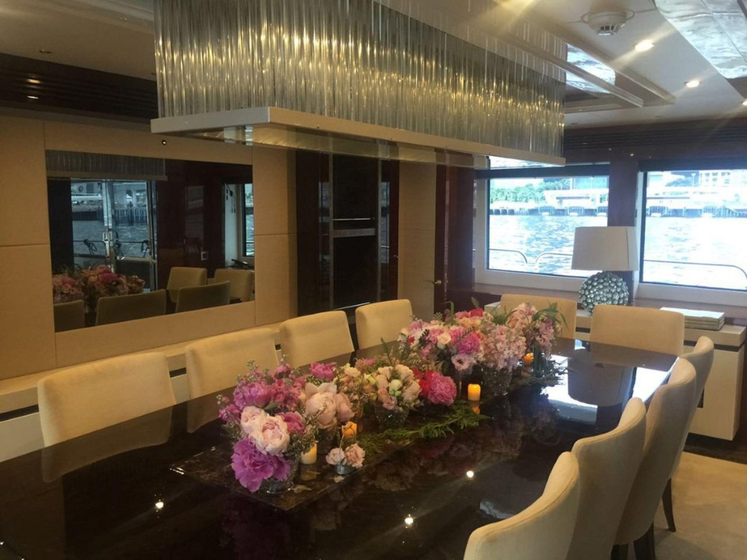 Hong Kong Yacht Charter - HKY10