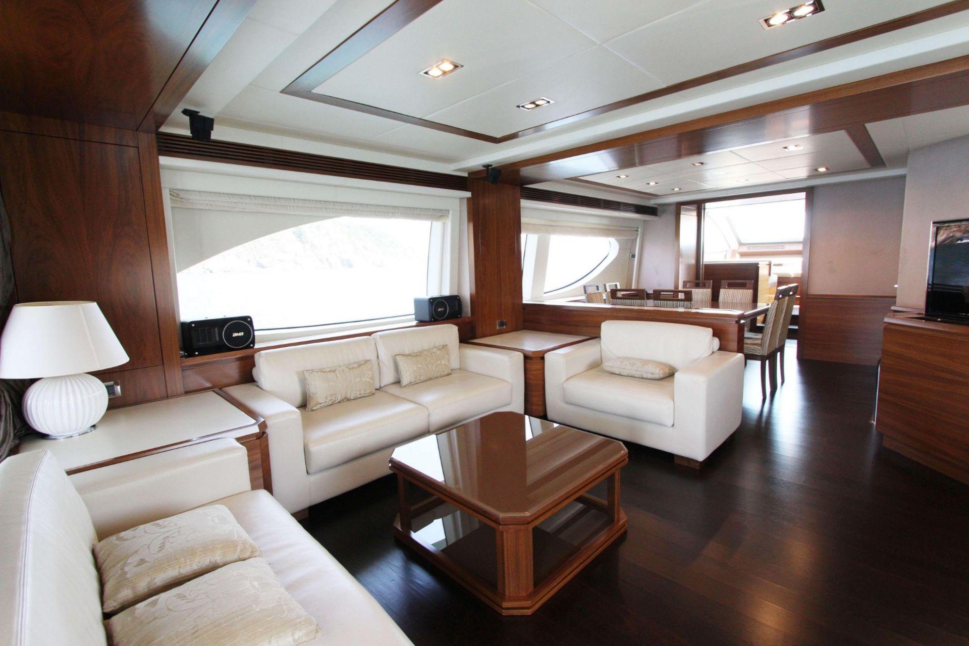Hong Kong Yacht Charter - HKY11