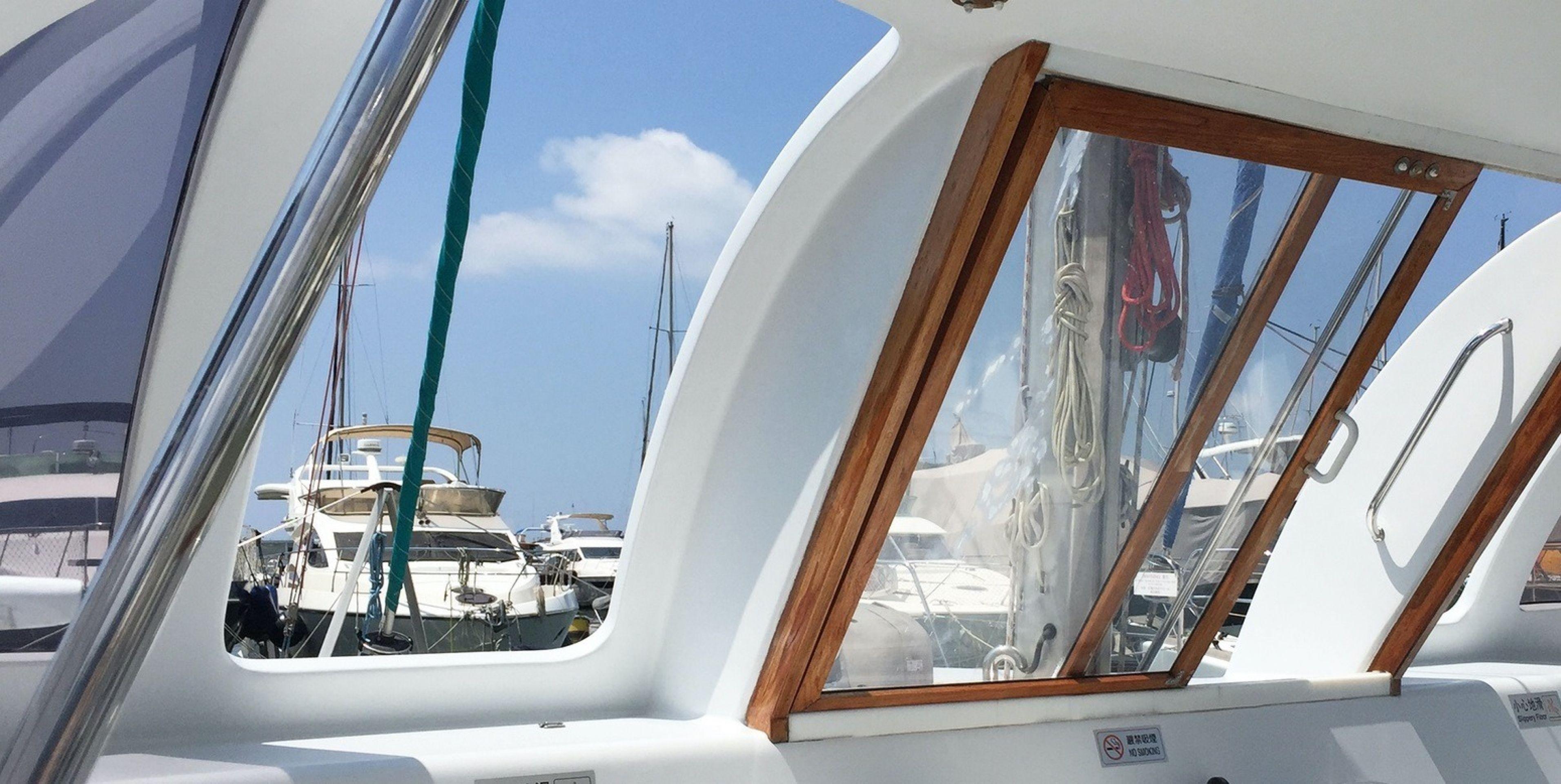 Hong Kong Yacht Charter -HKY19