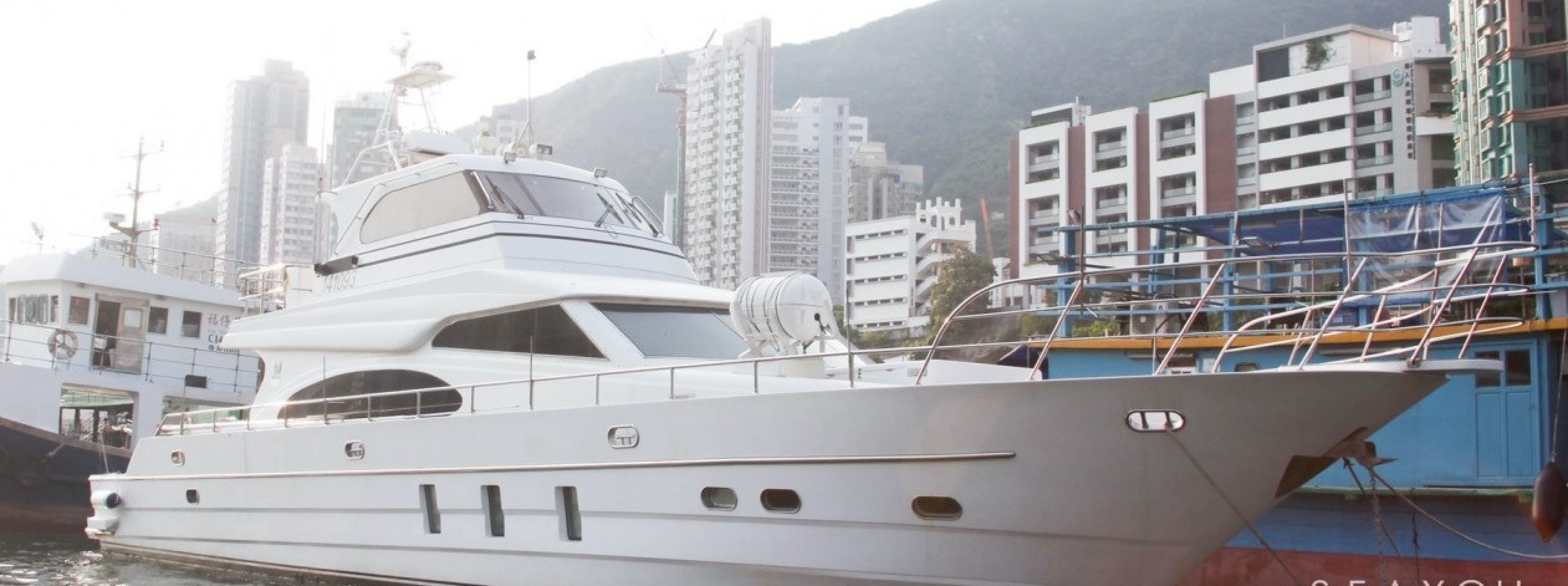 Hong Kong Yacht Charter - HKY27