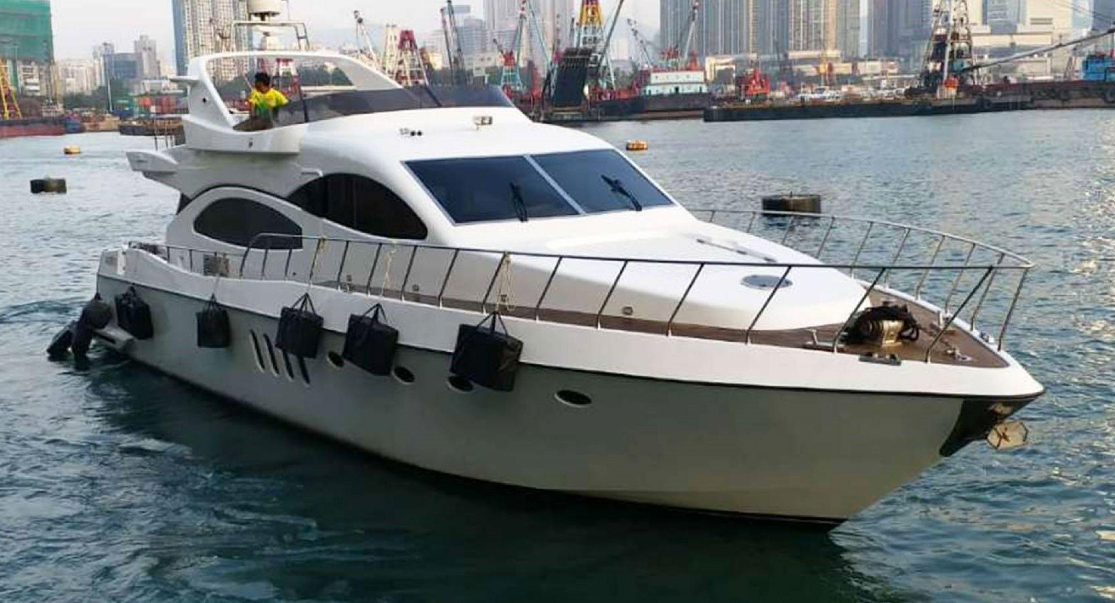 Hong Kong Yacht Charter - HKY31