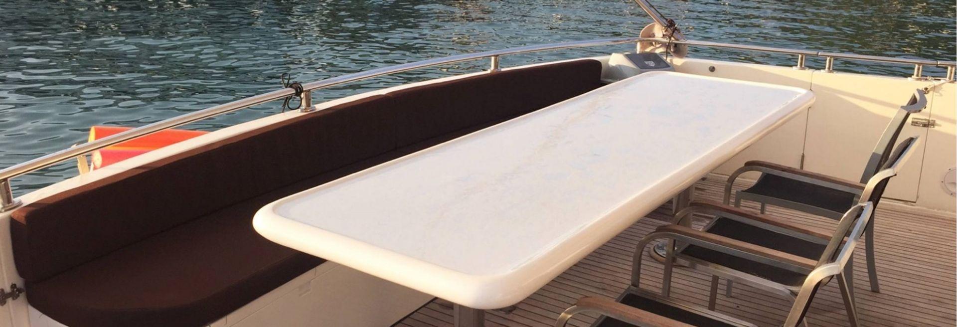 Hong Kong Yacht Charter - HKY33