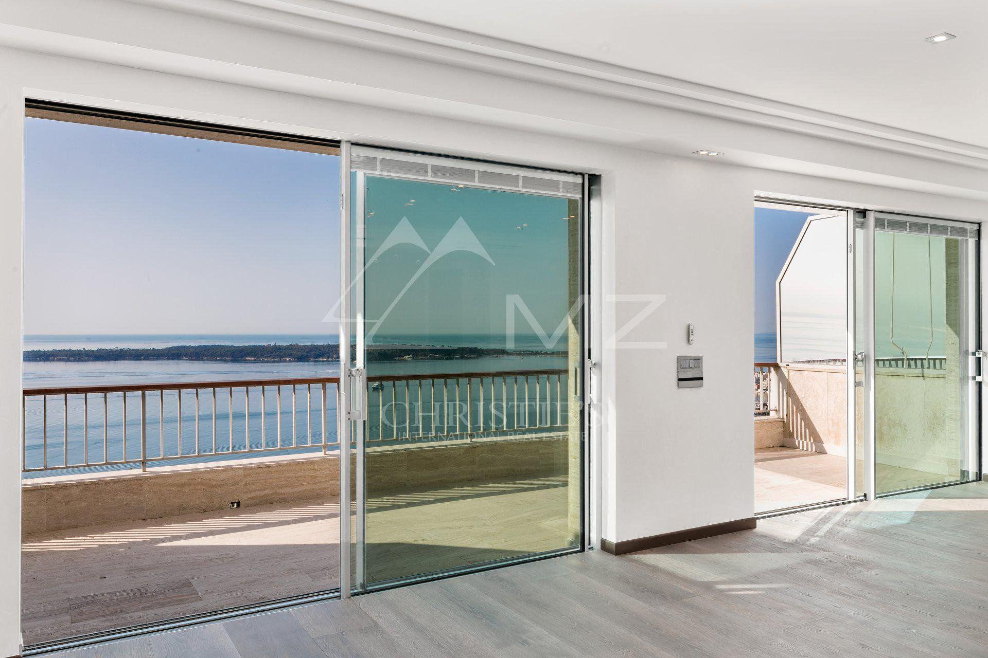 Cannes - Californie - Entirely refurbished duplex