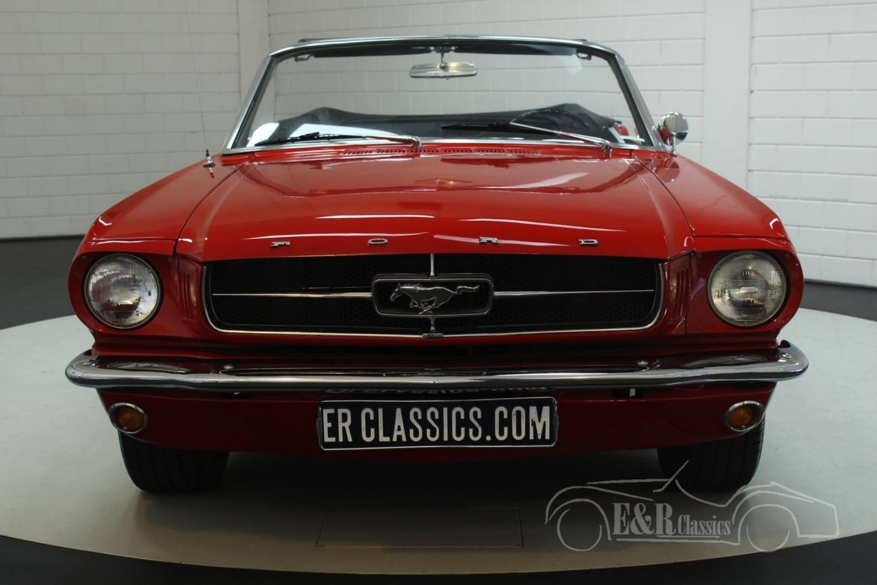 FORD MUSTANG CABRIOLET 1965