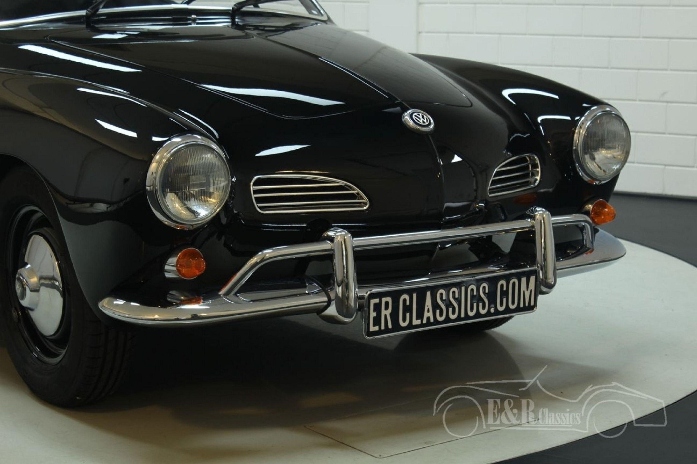 VW KARMANN GHIA CABRIOLET 1960