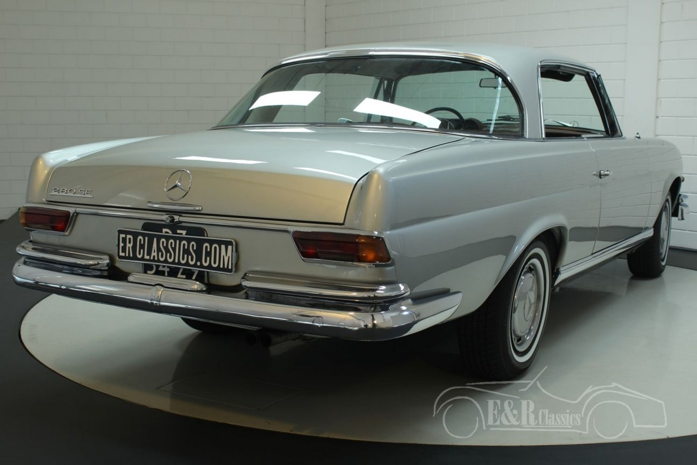 MERCEDES-BENZ 280SE COUPE 1968