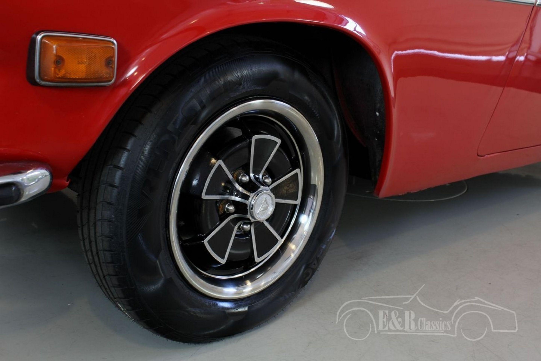 VOLVO P1800E COUPE 1971