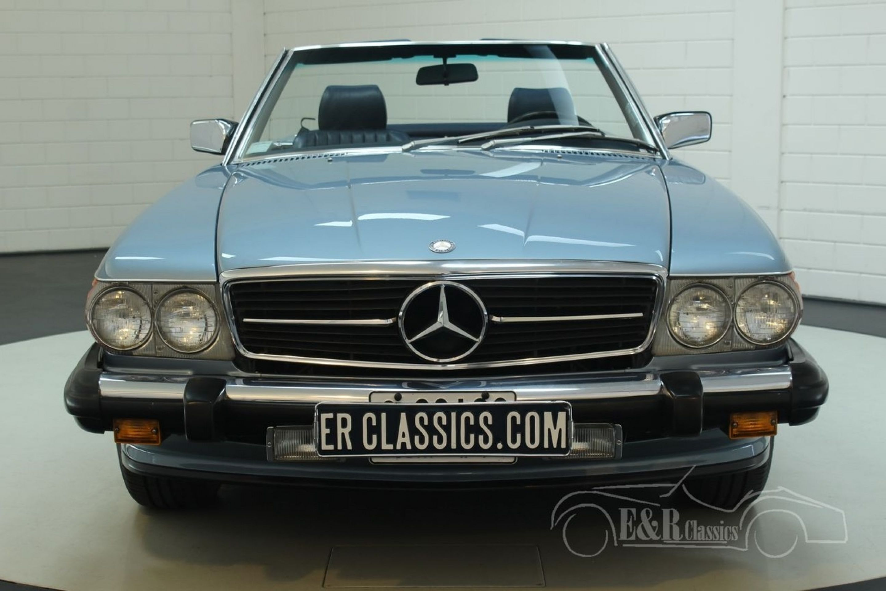 MERCEDES-BENZ 560 SL 1988